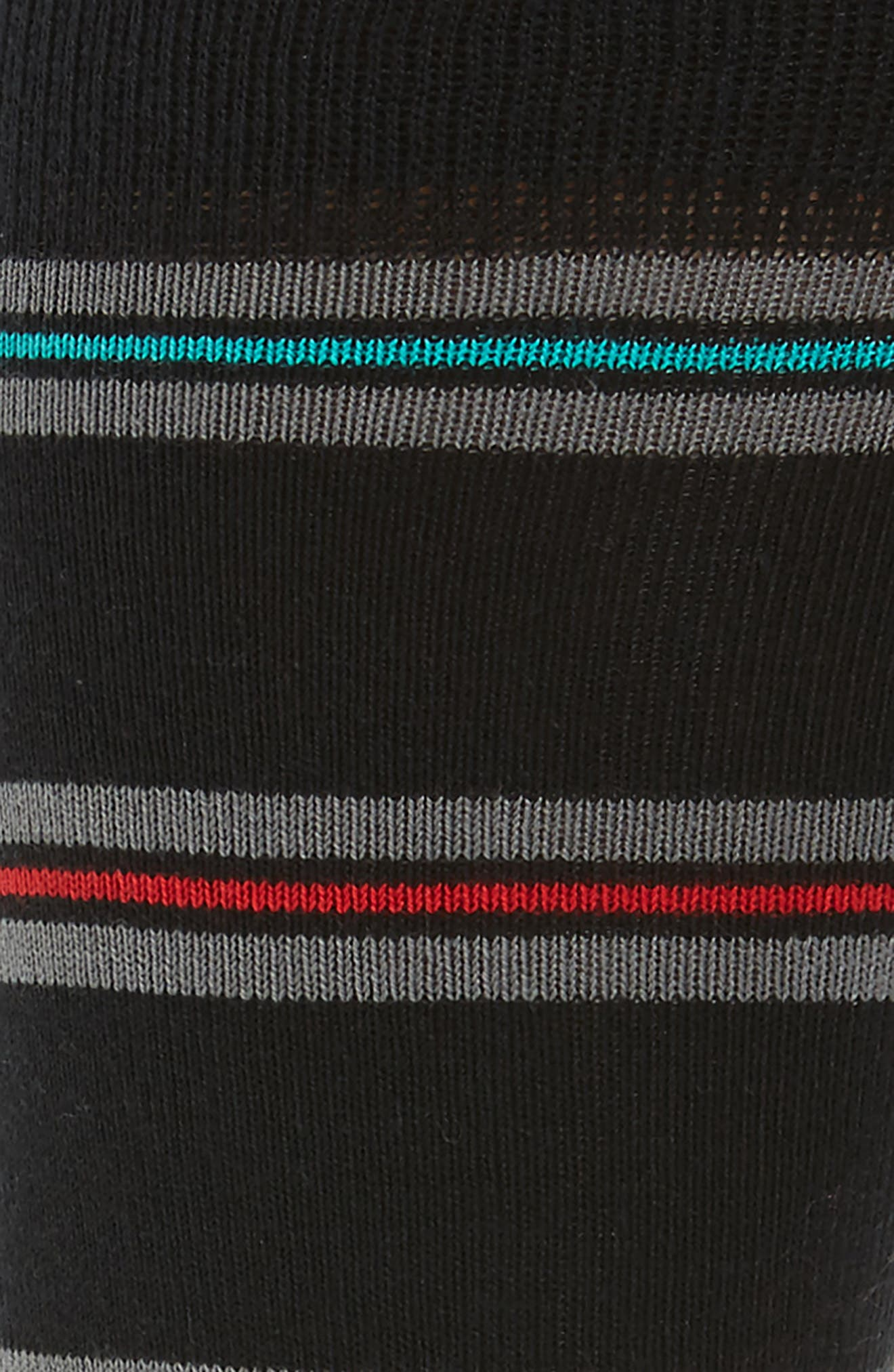 Blanket Stripe Socks,                             Alternate thumbnail 4, color,