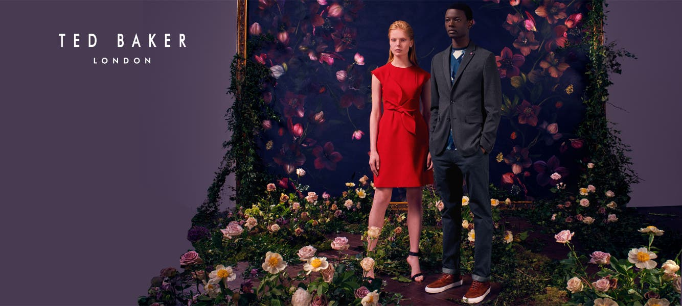 Ted Baker London, fall 2018 collection.