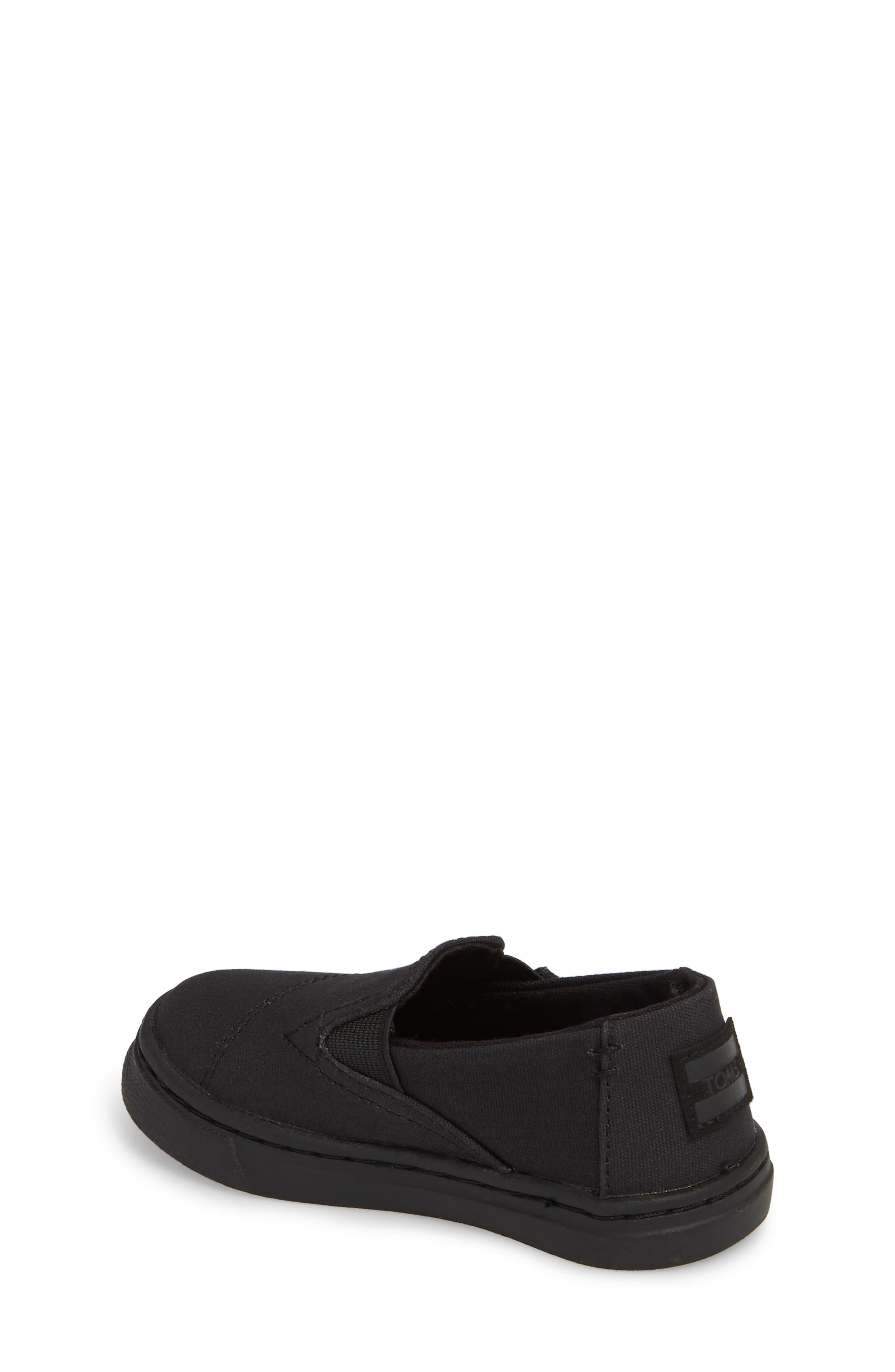 TOMS,                             Luca Slip-On Sneaker,                             Alternate thumbnail 2, color,                             001