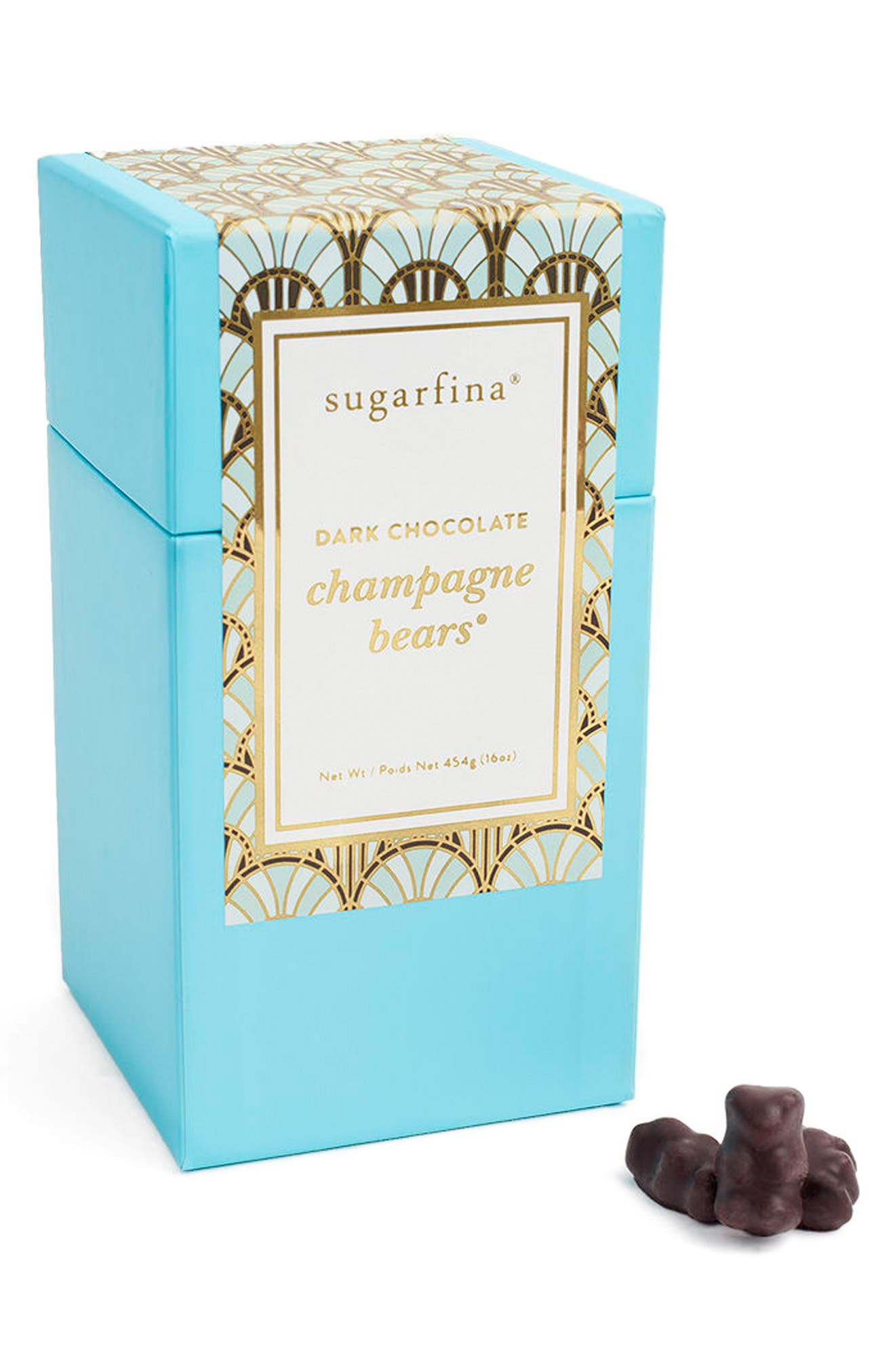 Dark Chocolate Champagne Bears<sup>®</sup>,                             Alternate thumbnail 3, color,                             400