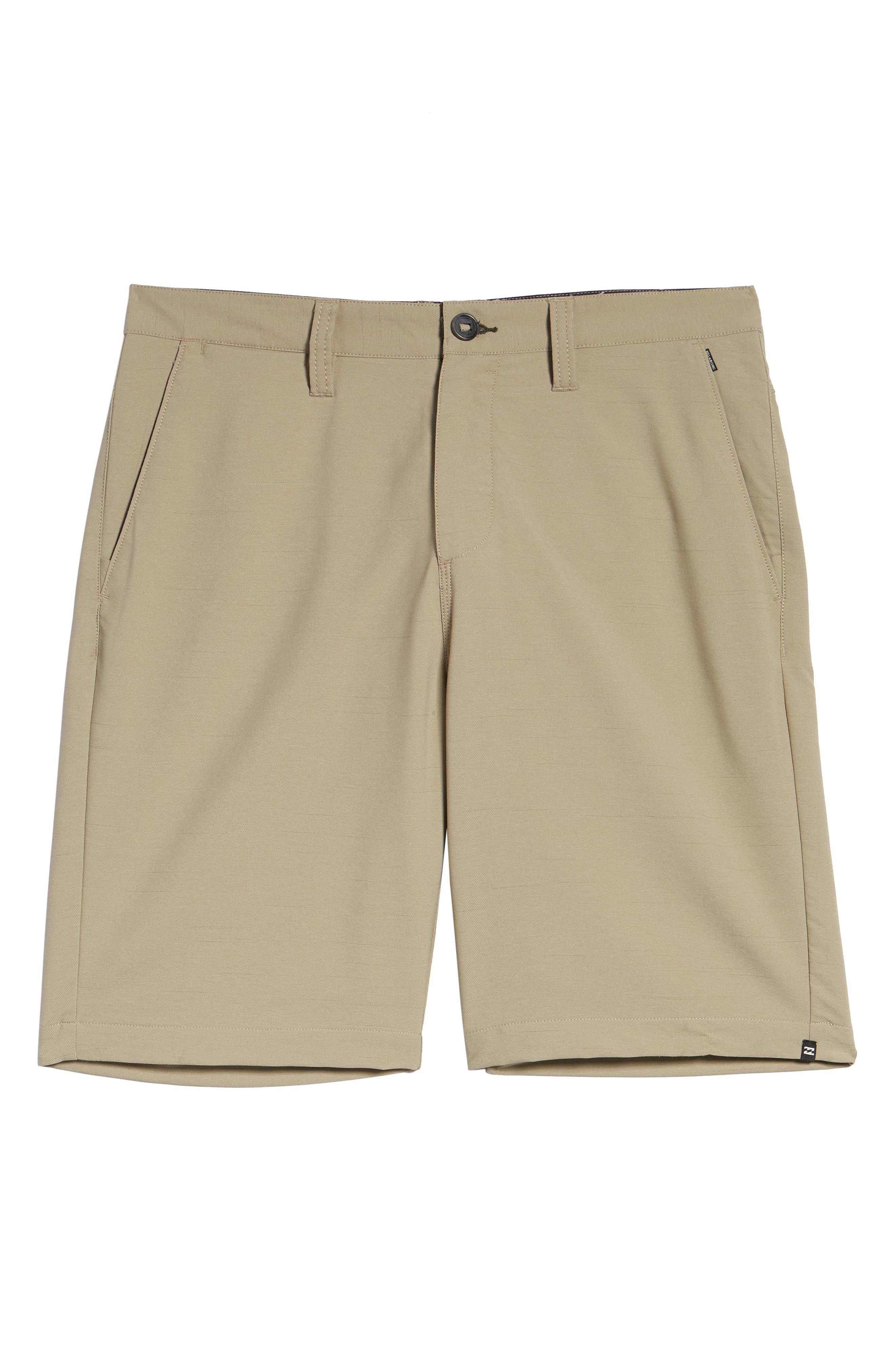 Surfreak Hybrid Shorts,                             Alternate thumbnail 6, color,                             KHAKI