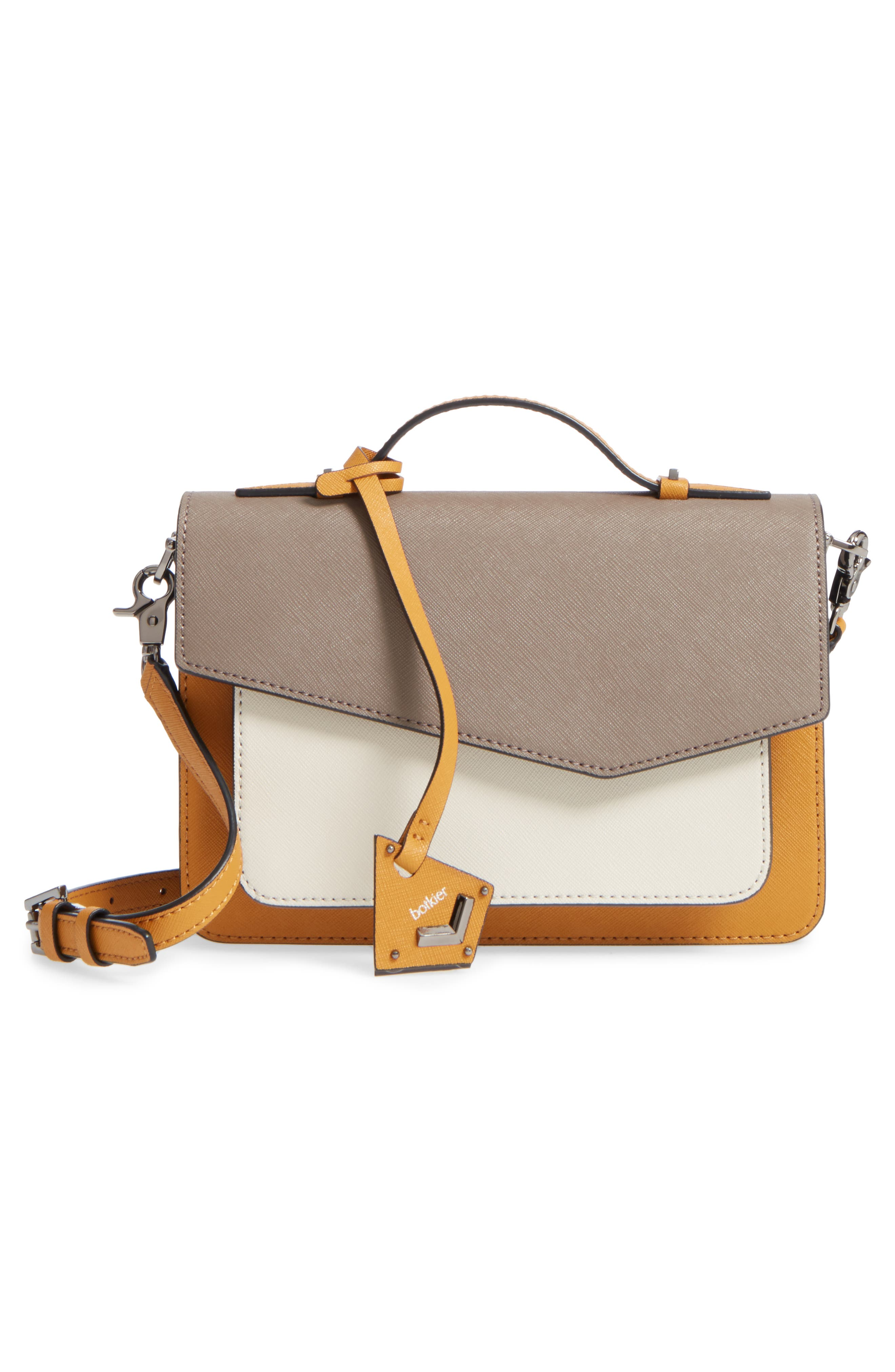 Cobble Hill Leather Crossbody Bag,                             Alternate thumbnail 83, color,