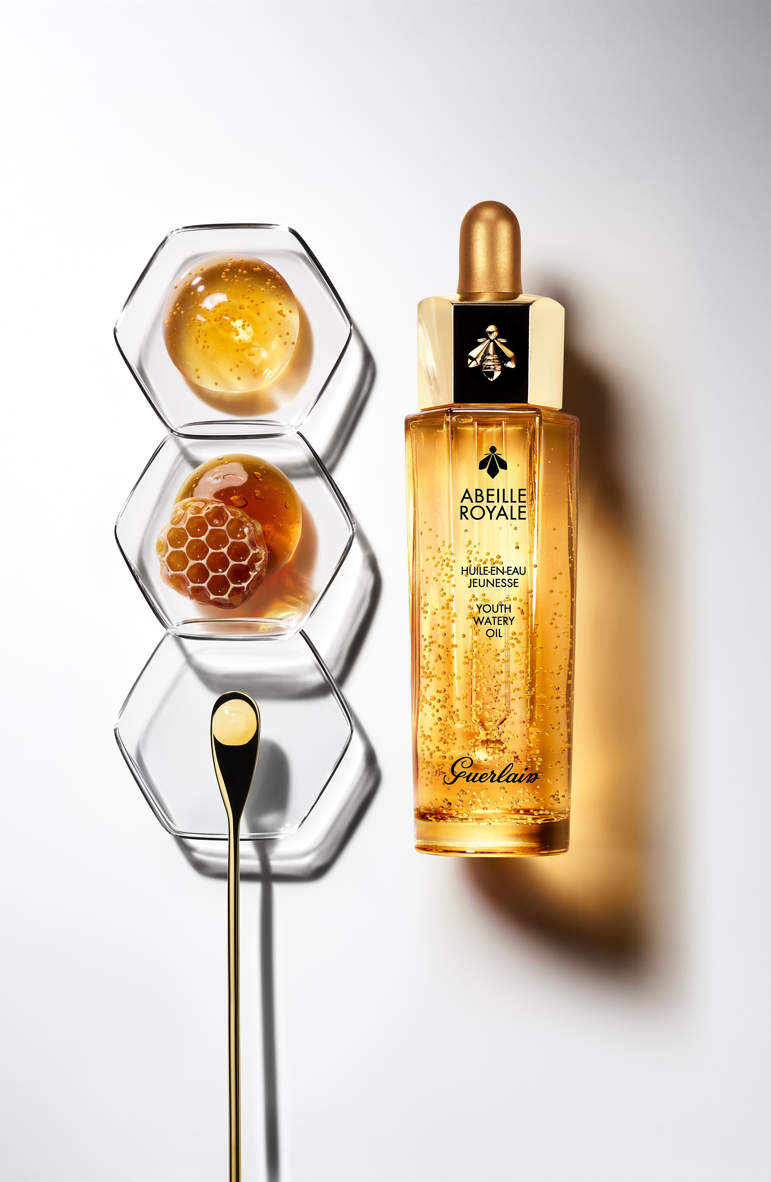 Abeille Royale Youth Watery Oil,                             Alternate thumbnail 5, color,                             NO COLOR