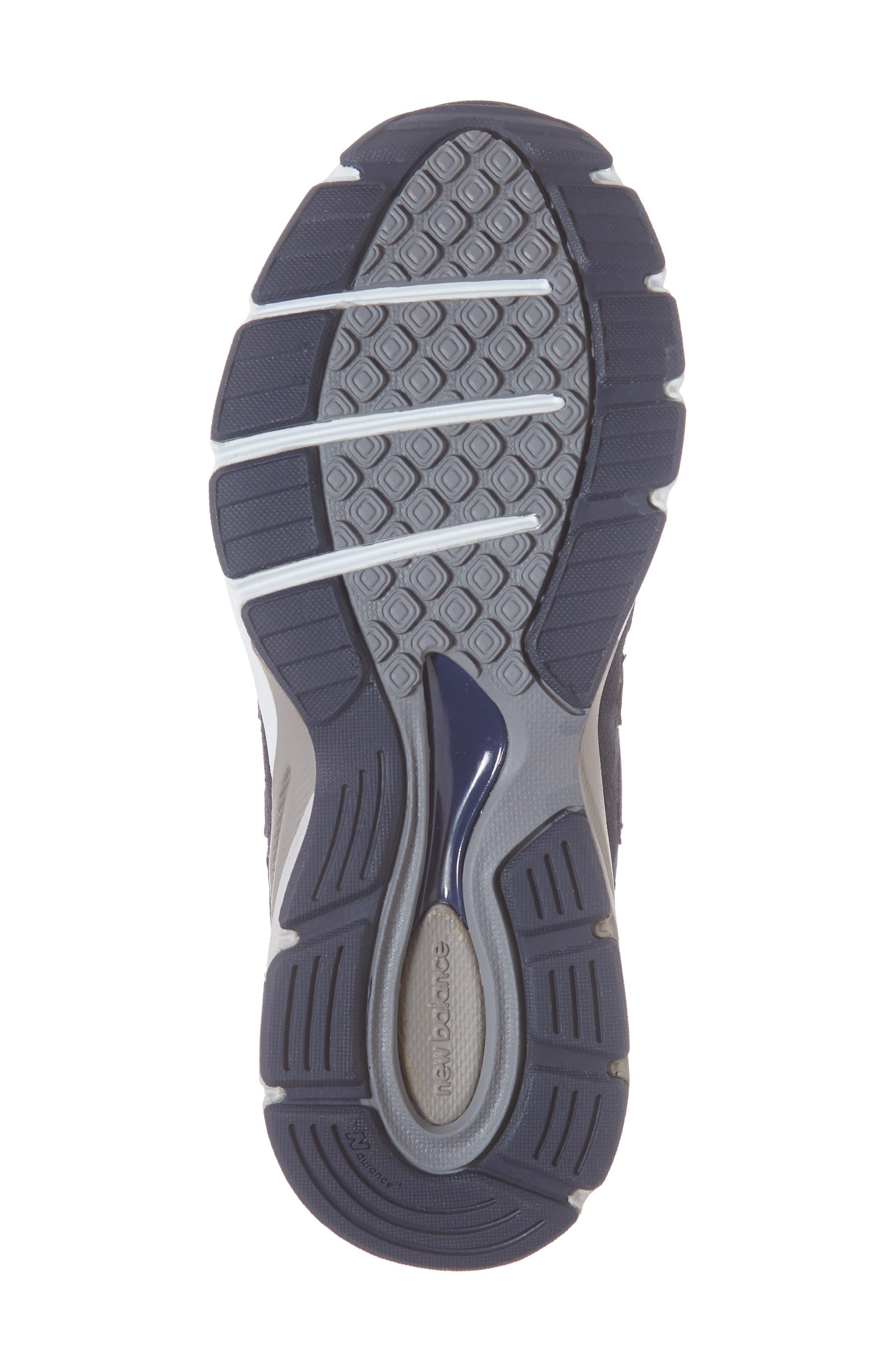 990v4 Sneaker,                             Alternate thumbnail 6, color,