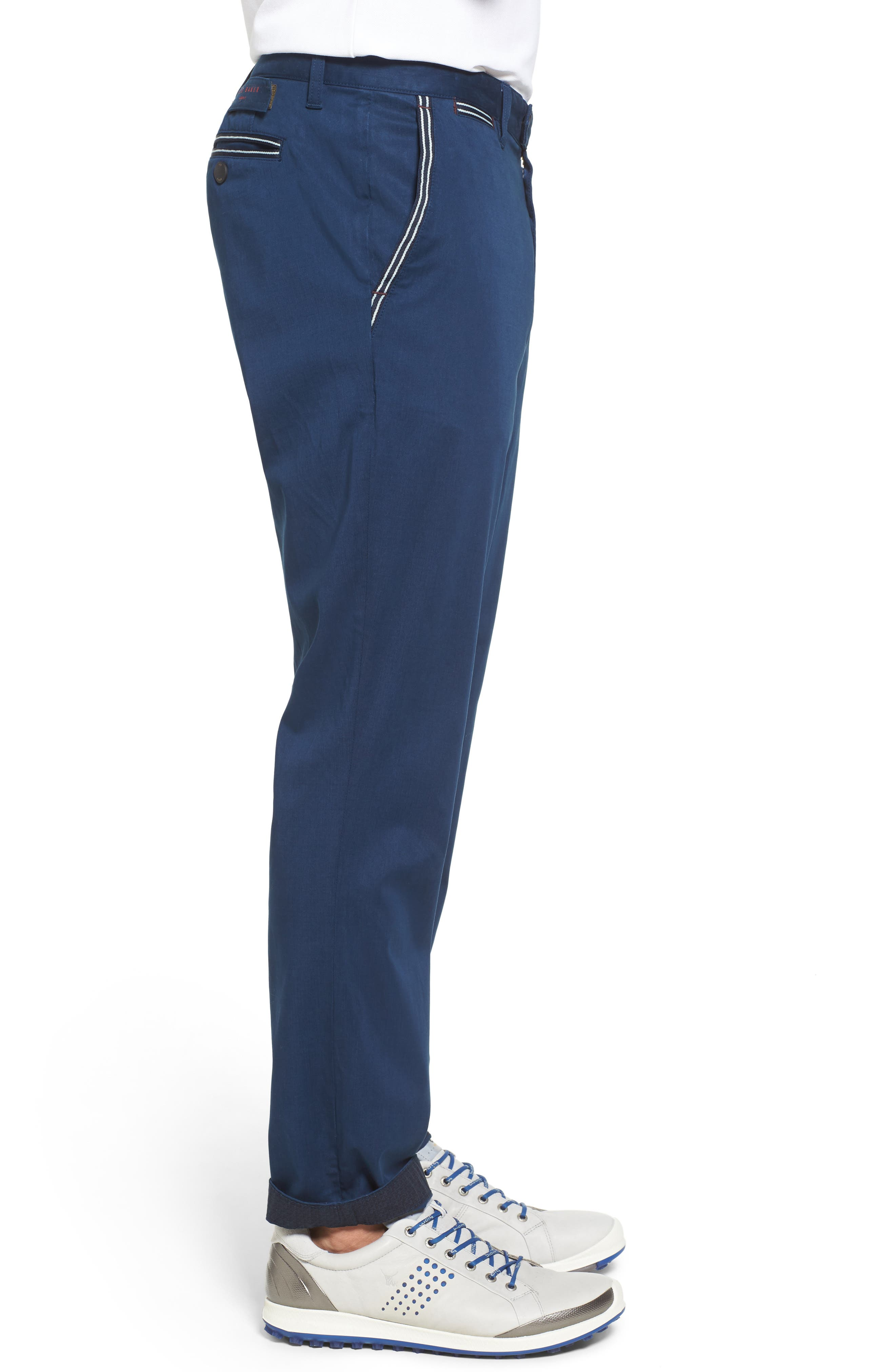 Water Resistant Golf Chinos,                             Alternate thumbnail 14, color,