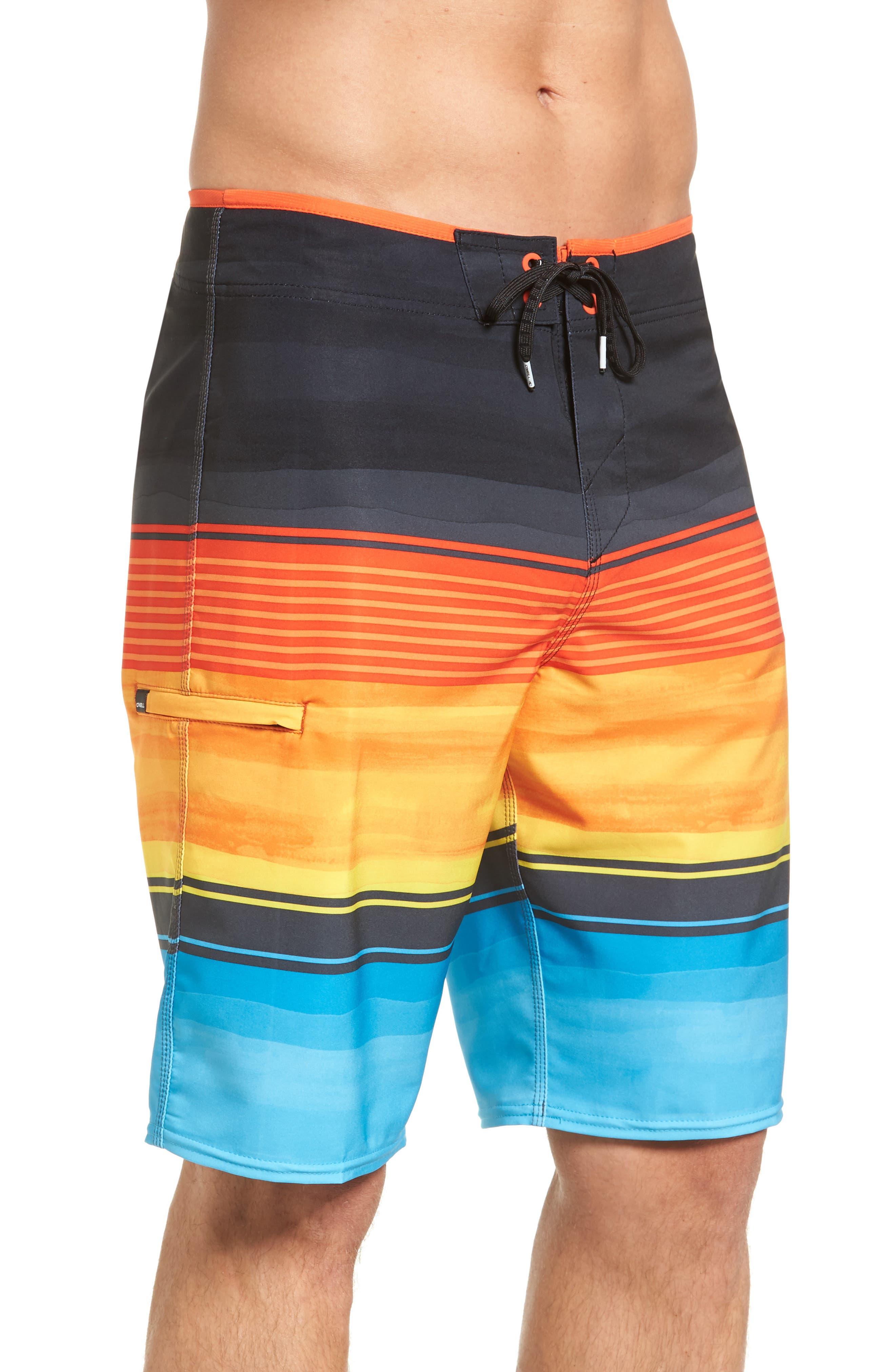 Hyperfreak Heist Board Shorts,                             Alternate thumbnail 24, color,