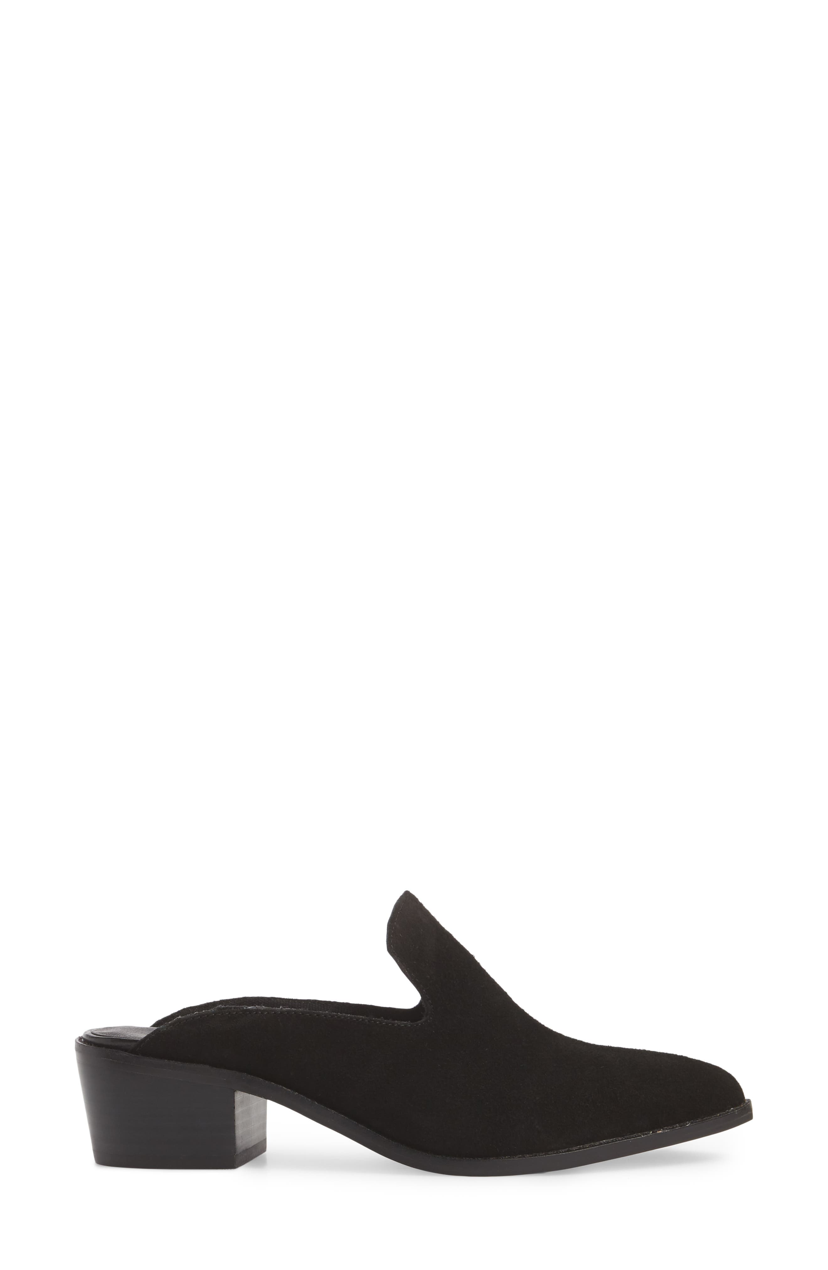 CHINESE LAUNDRY,                             Marnie Loafer Mule,                             Alternate thumbnail 3, color,                             001