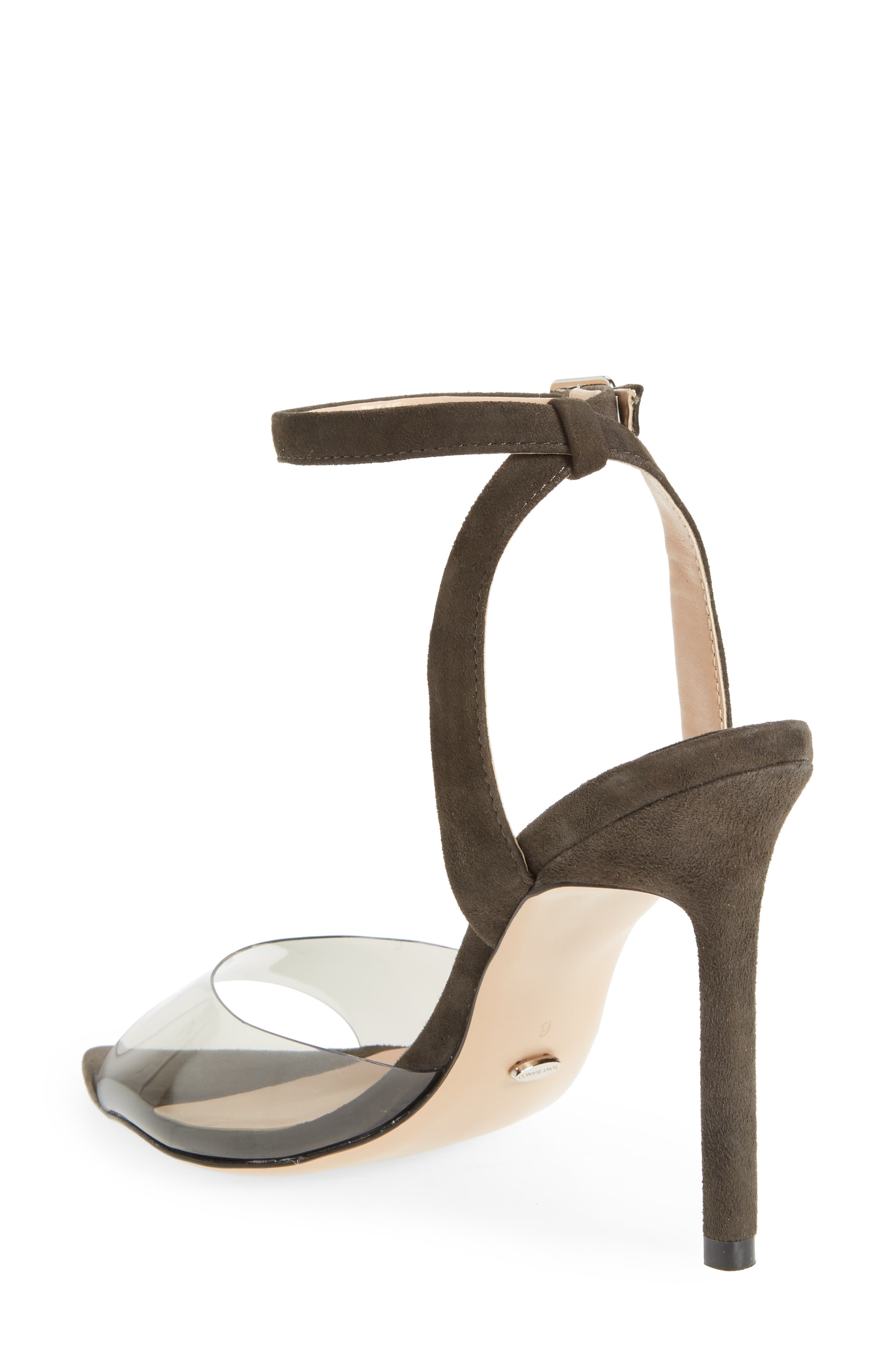 TONY BIANCO,                             Maxime Sandal,                             Alternate thumbnail 2, color,                             SMOKE / LICORICE SUEDE