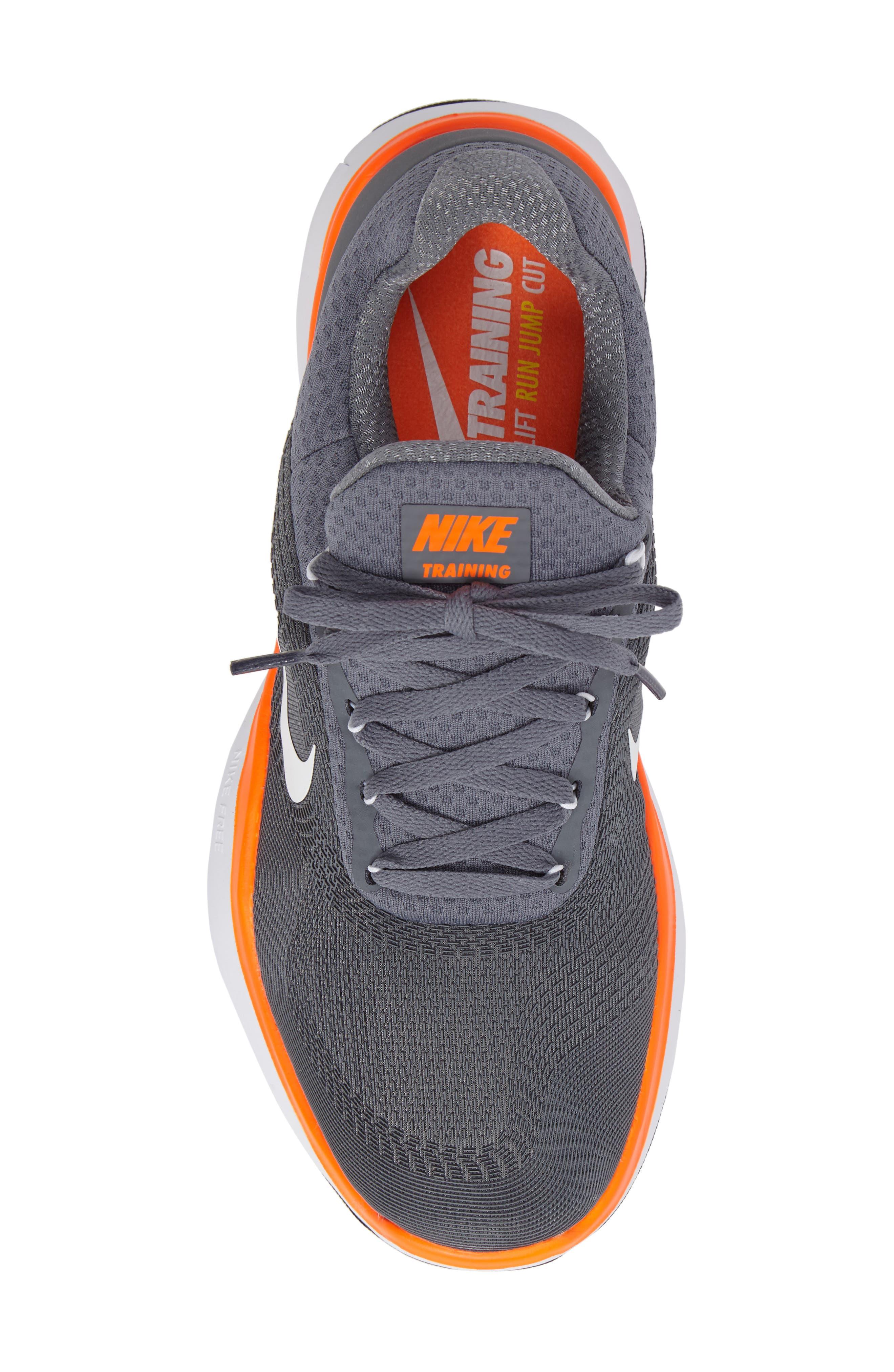 Free Trainer V7 Training Shoe,                             Alternate thumbnail 5, color,                             021