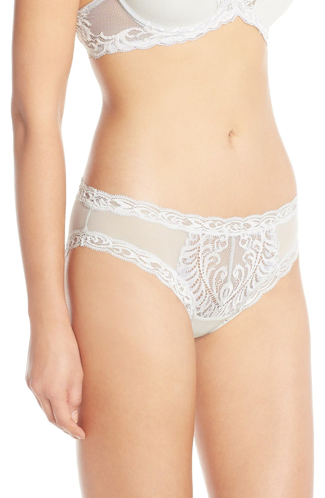 Feathers Hipster Briefs,                             Alternate thumbnail 330, color,