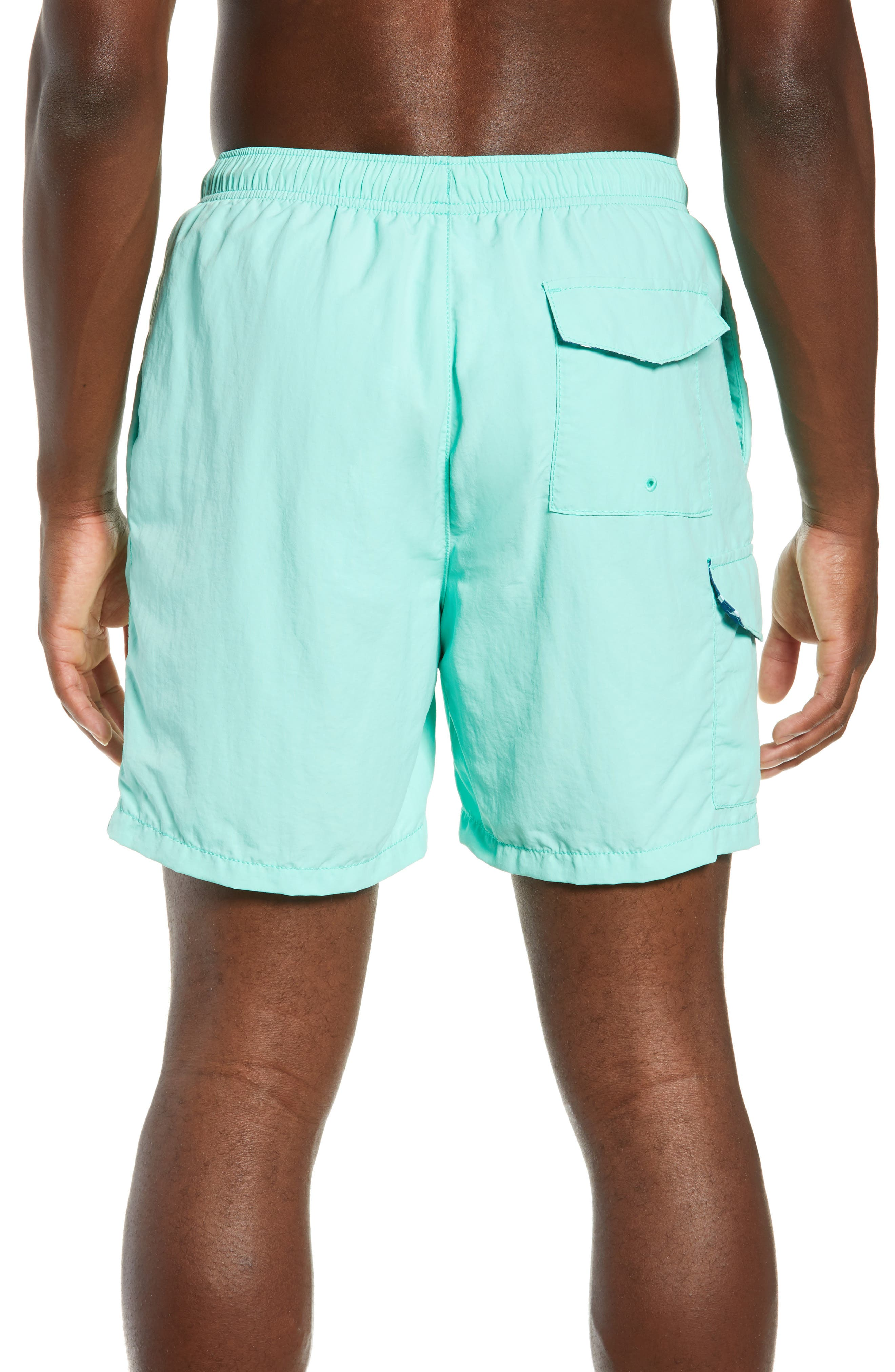 Naples Coast Swim Trunks,                             Alternate thumbnail 2, color,                             302