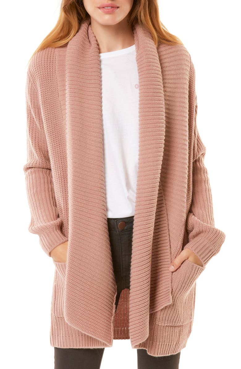 O'Neill Galley Shaker Stitch Cardigan | Nordstrom