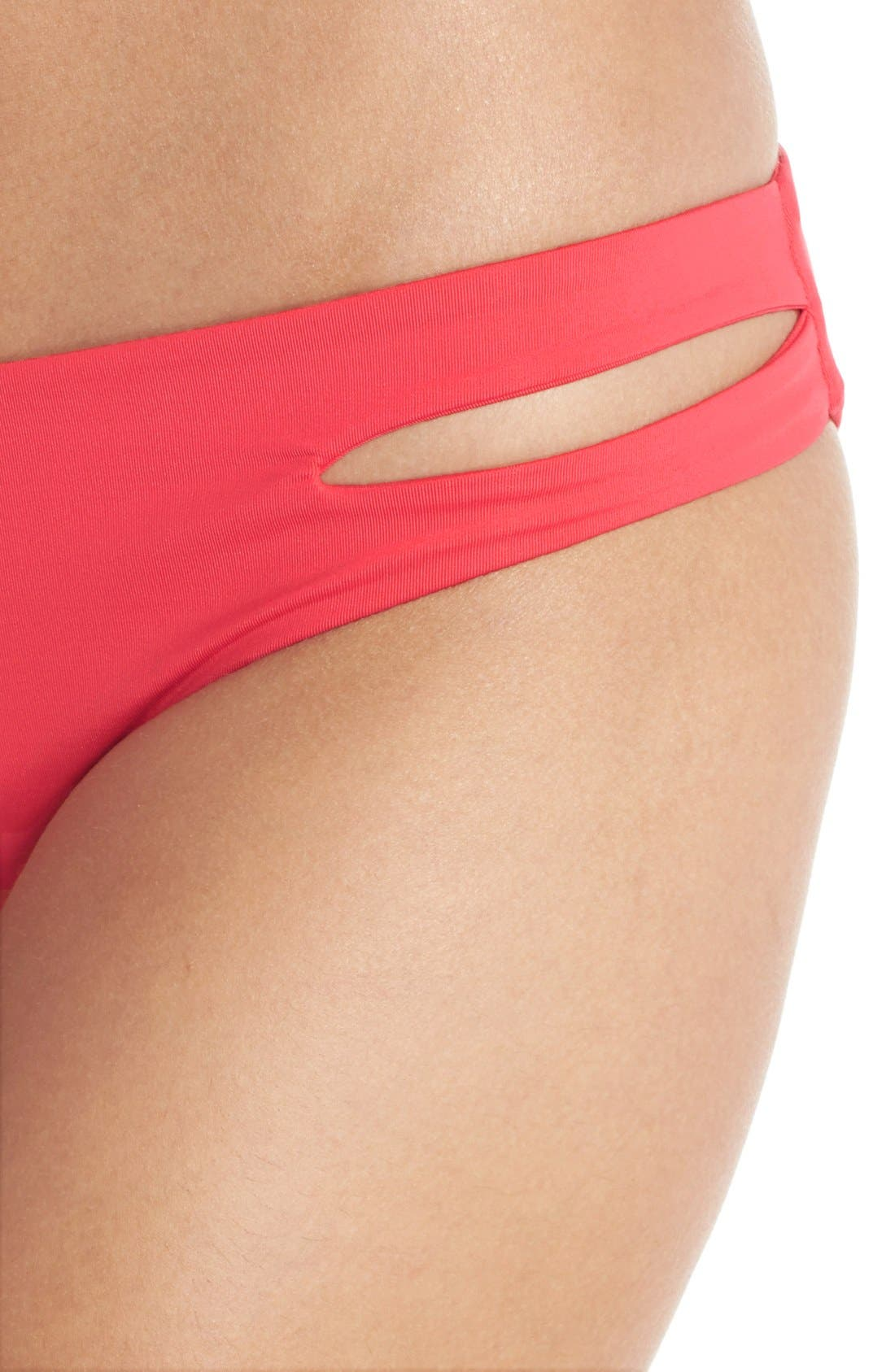 Estella Classic Bikini Bottoms,                             Alternate thumbnail 46, color,