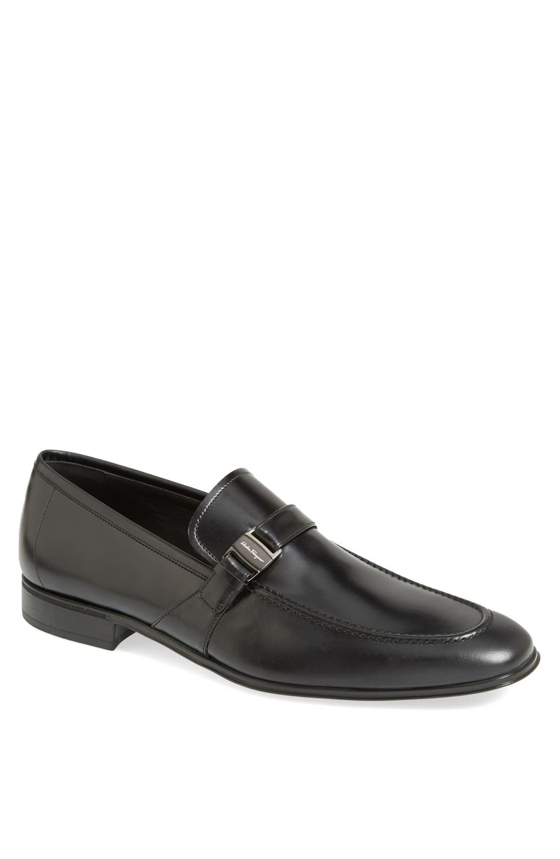 'Pinot' Loafer, Main, color, 001