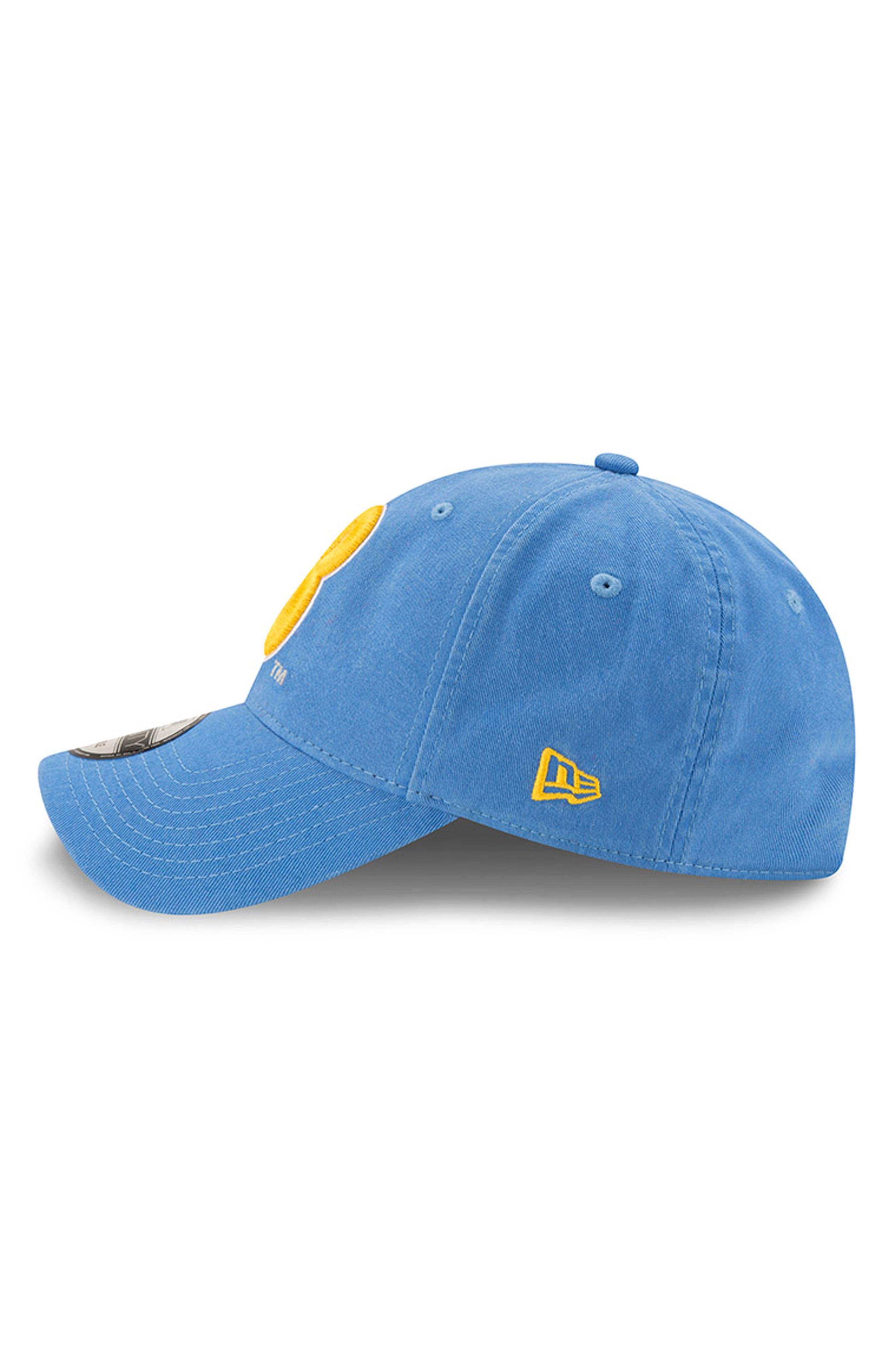 New Era Collegiate Core Classic - UCLA Bruins Baseball Cap,                             Alternate thumbnail 5, color,                             420