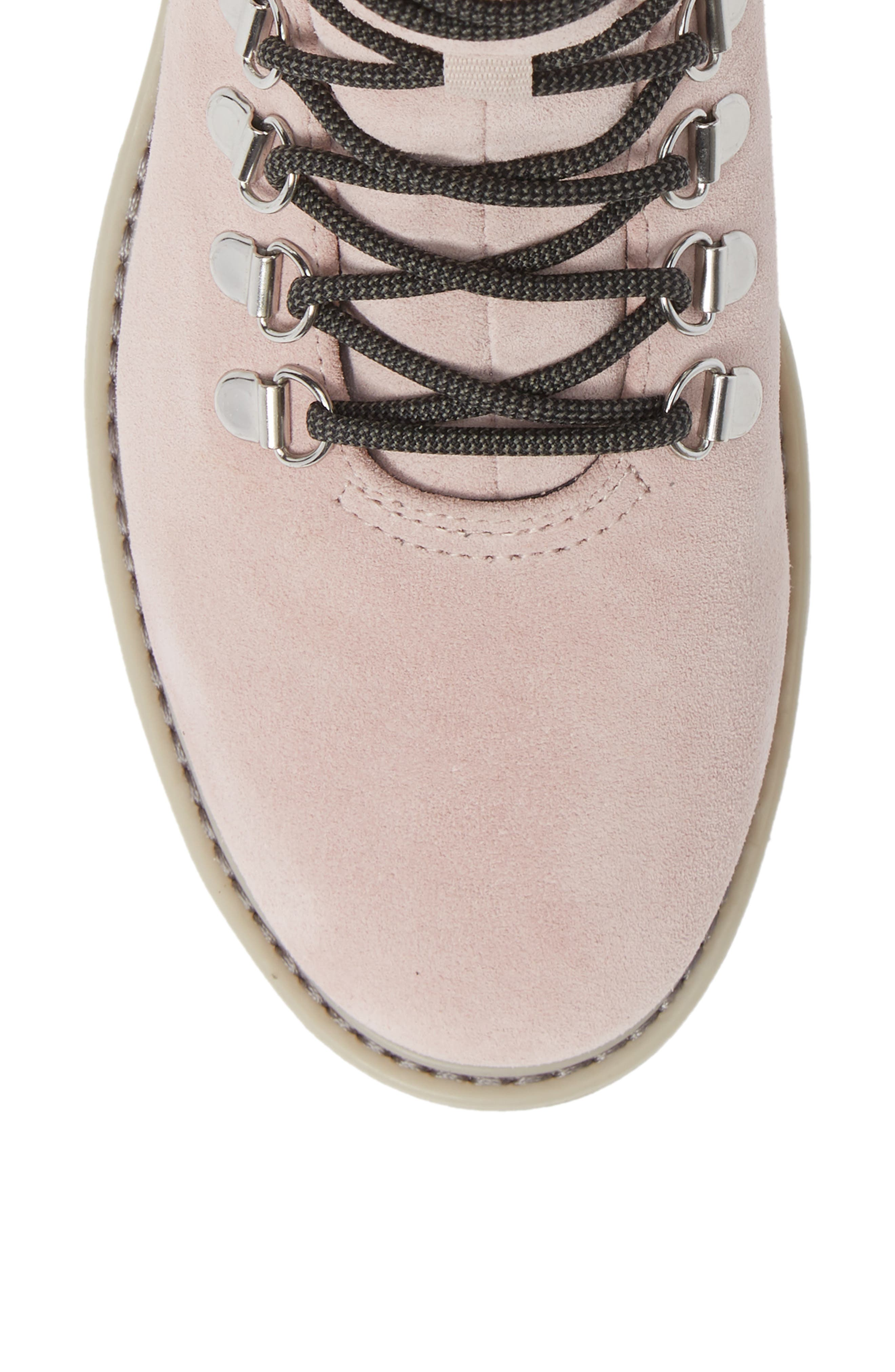 VAGABOND,                             Shoemakers Kenova Boot,                             Alternate thumbnail 5, color,                             MILKSHAKE SUEDE