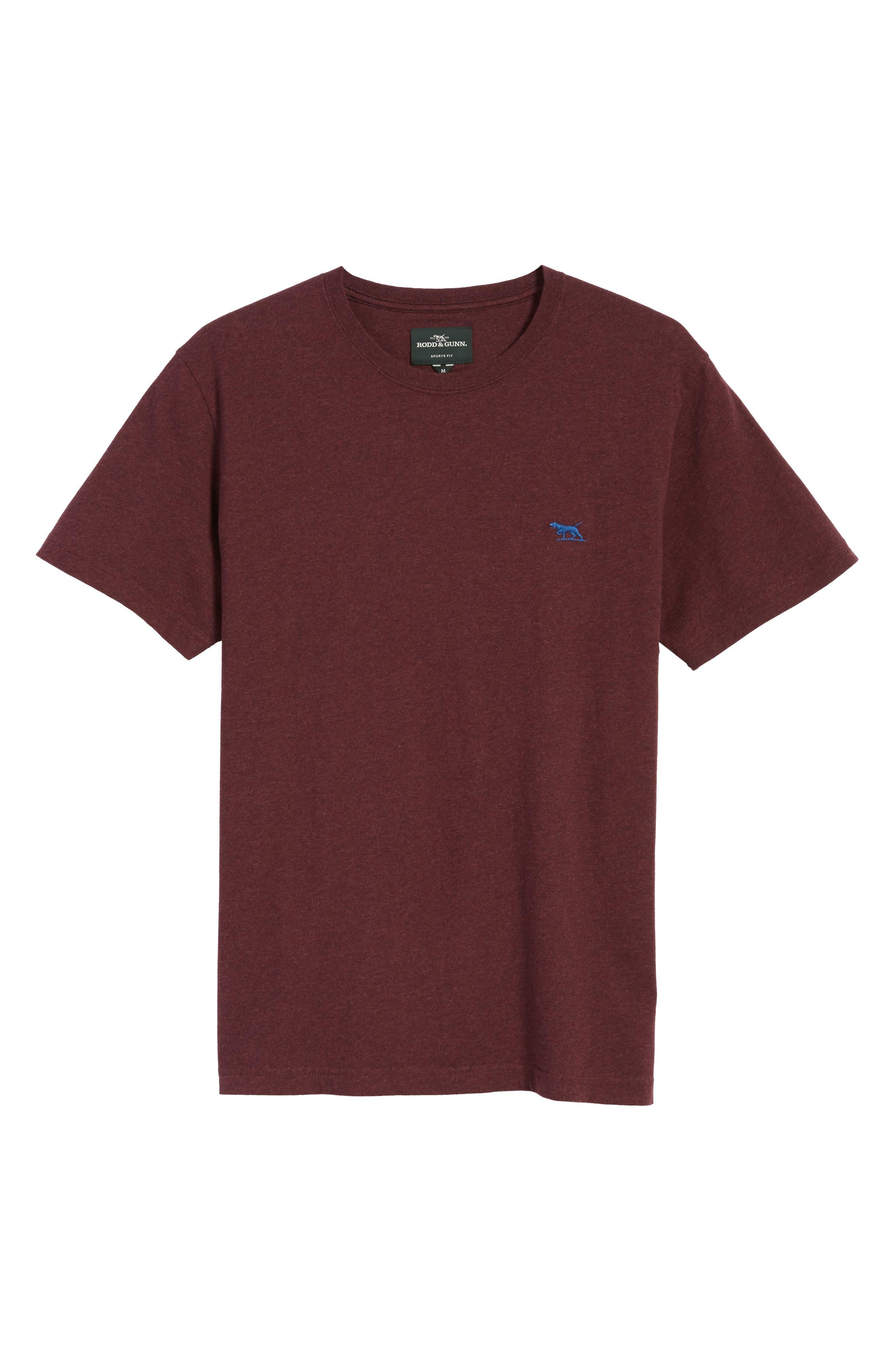 The Gunn T-Shirt,                             Alternate thumbnail 89, color,