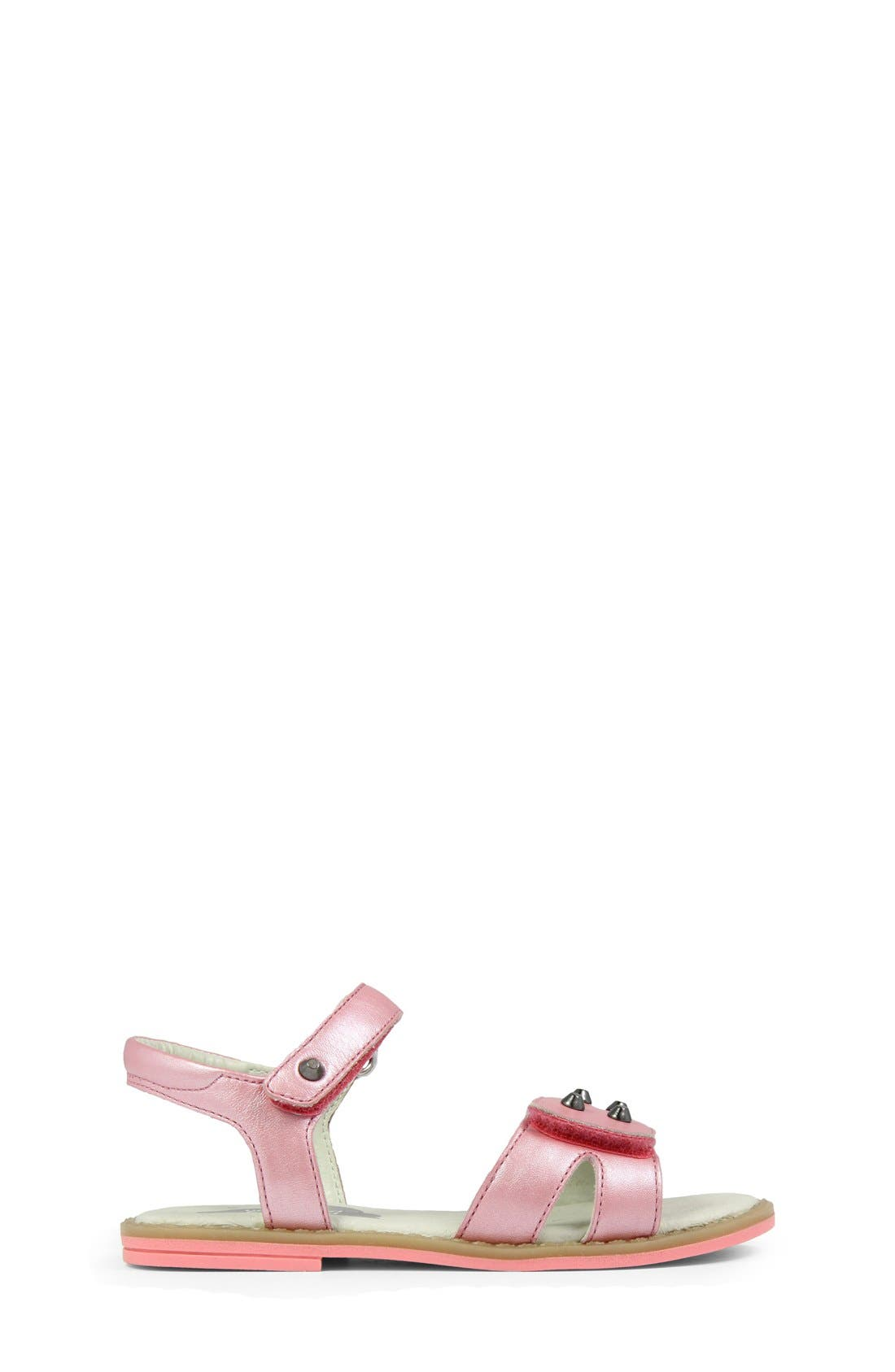 'Alvina' Sandal,                             Alternate thumbnail 6, color,