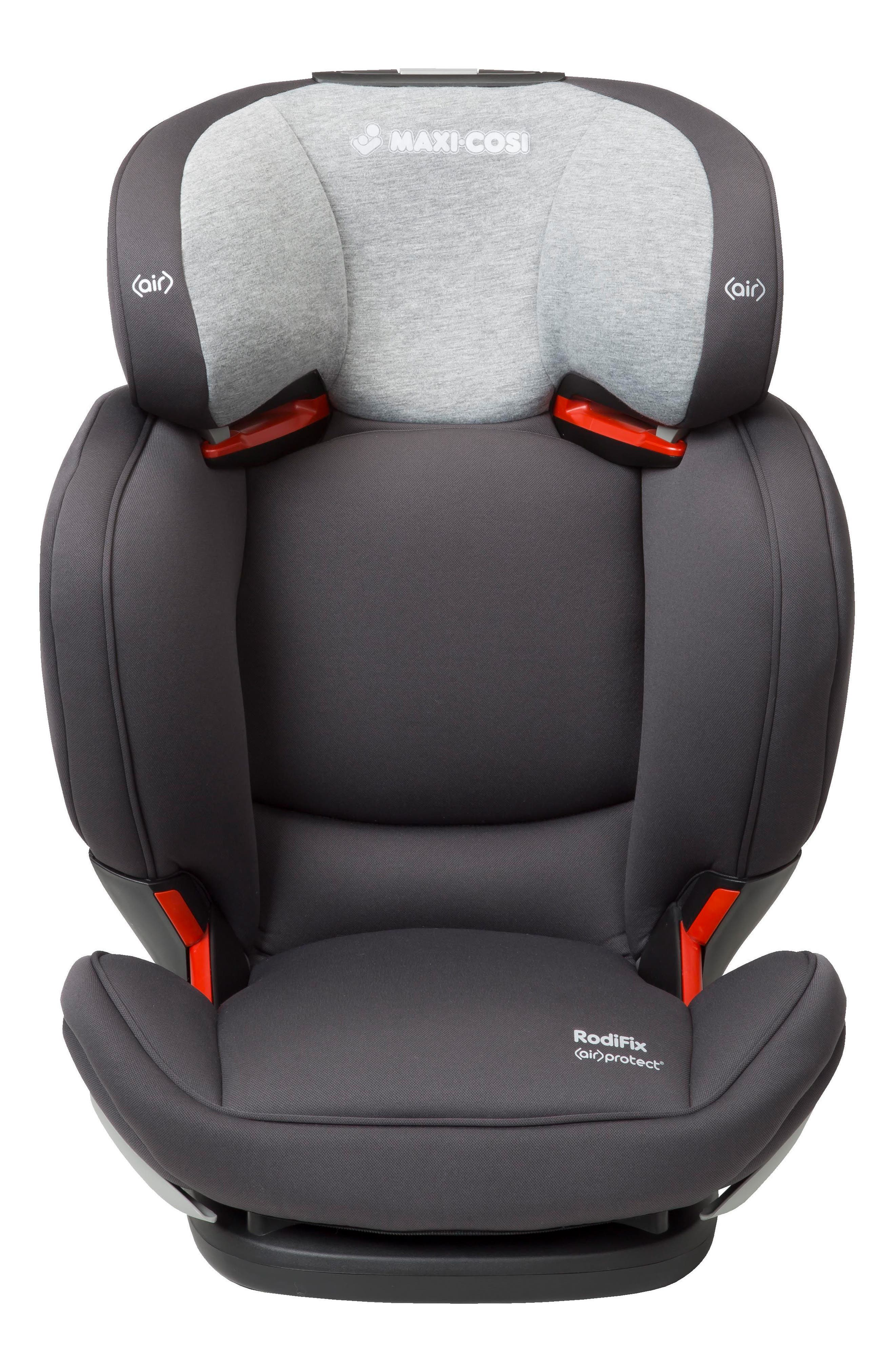RodiFix Booster Car Seat,                             Alternate thumbnail 18, color,