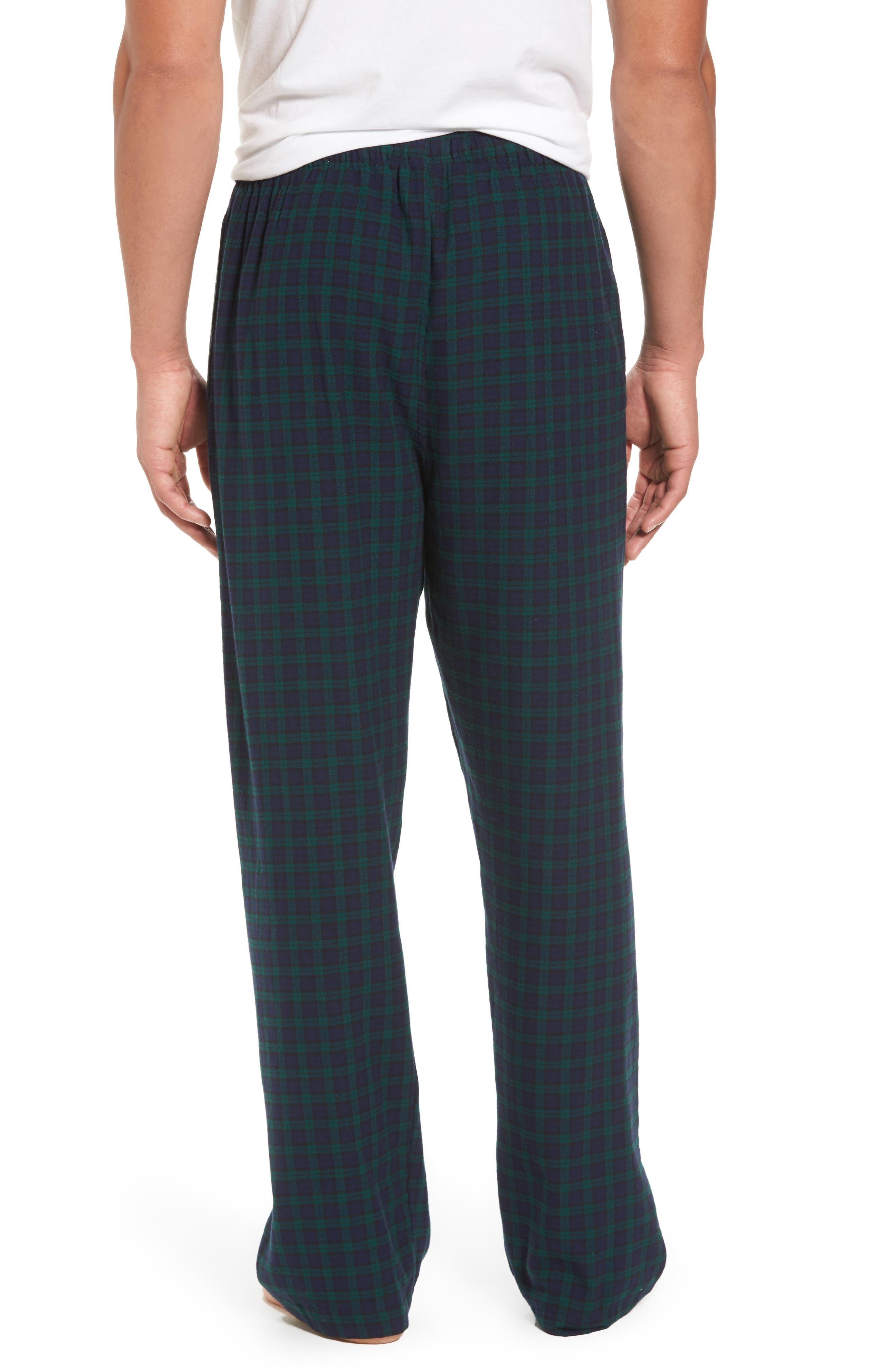 Flannel Pajama Pants,                             Alternate thumbnail 21, color,