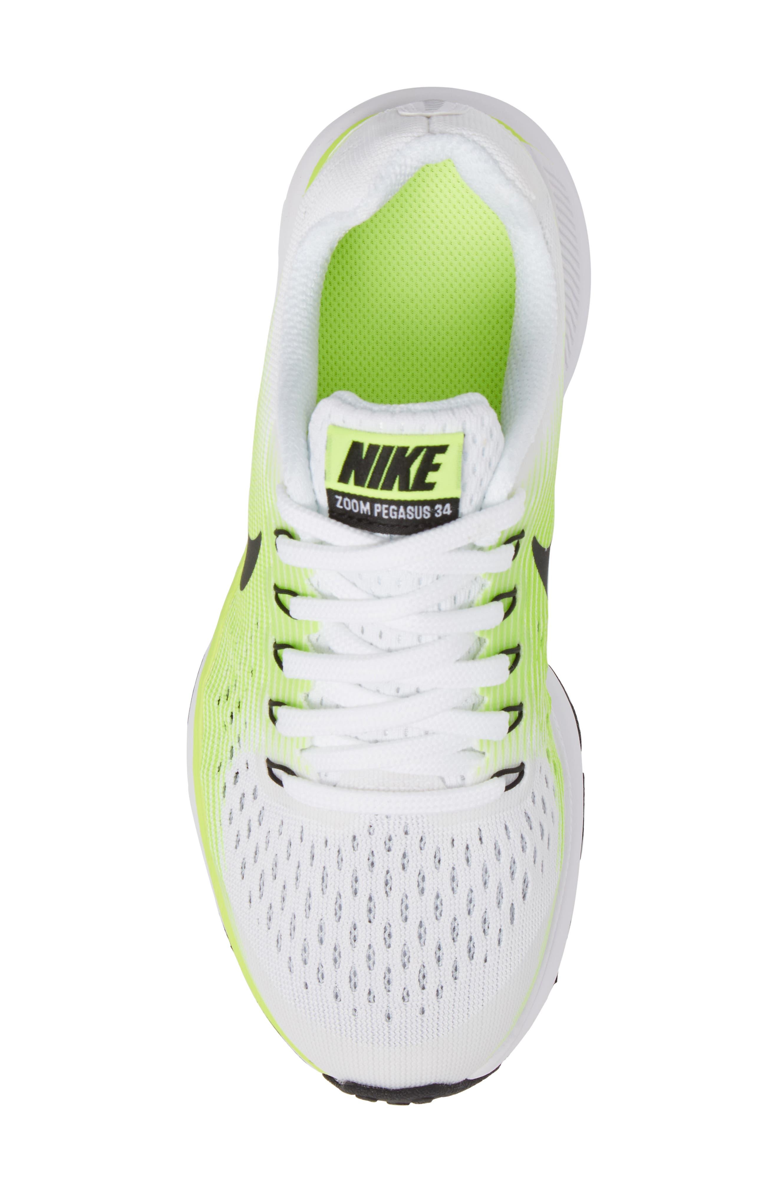 Zoom Pegasus 34 Sneaker,                             Alternate thumbnail 40, color,