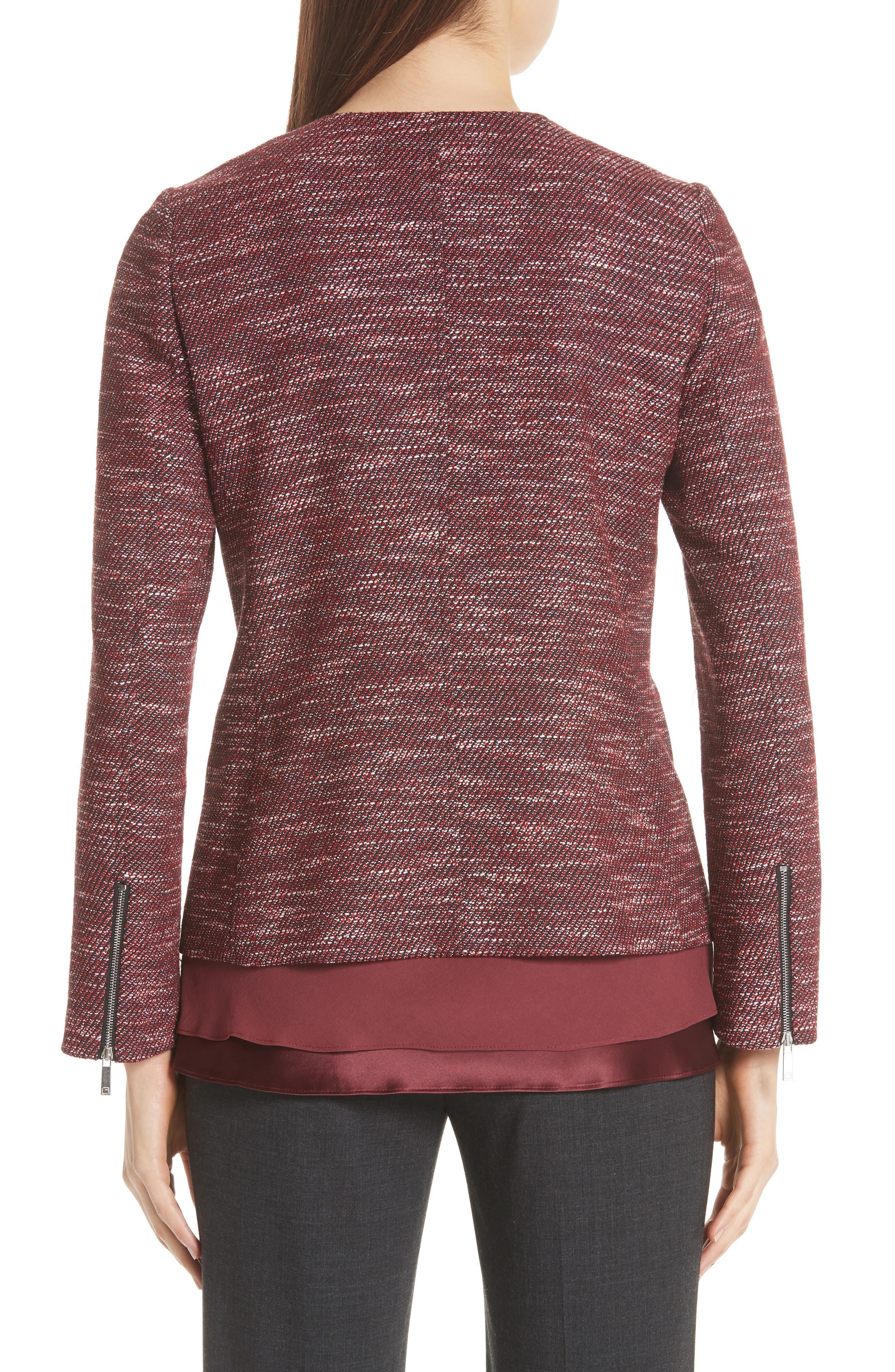 Kerrington Wool Blend Jacket,                             Alternate thumbnail 2, color,                             930