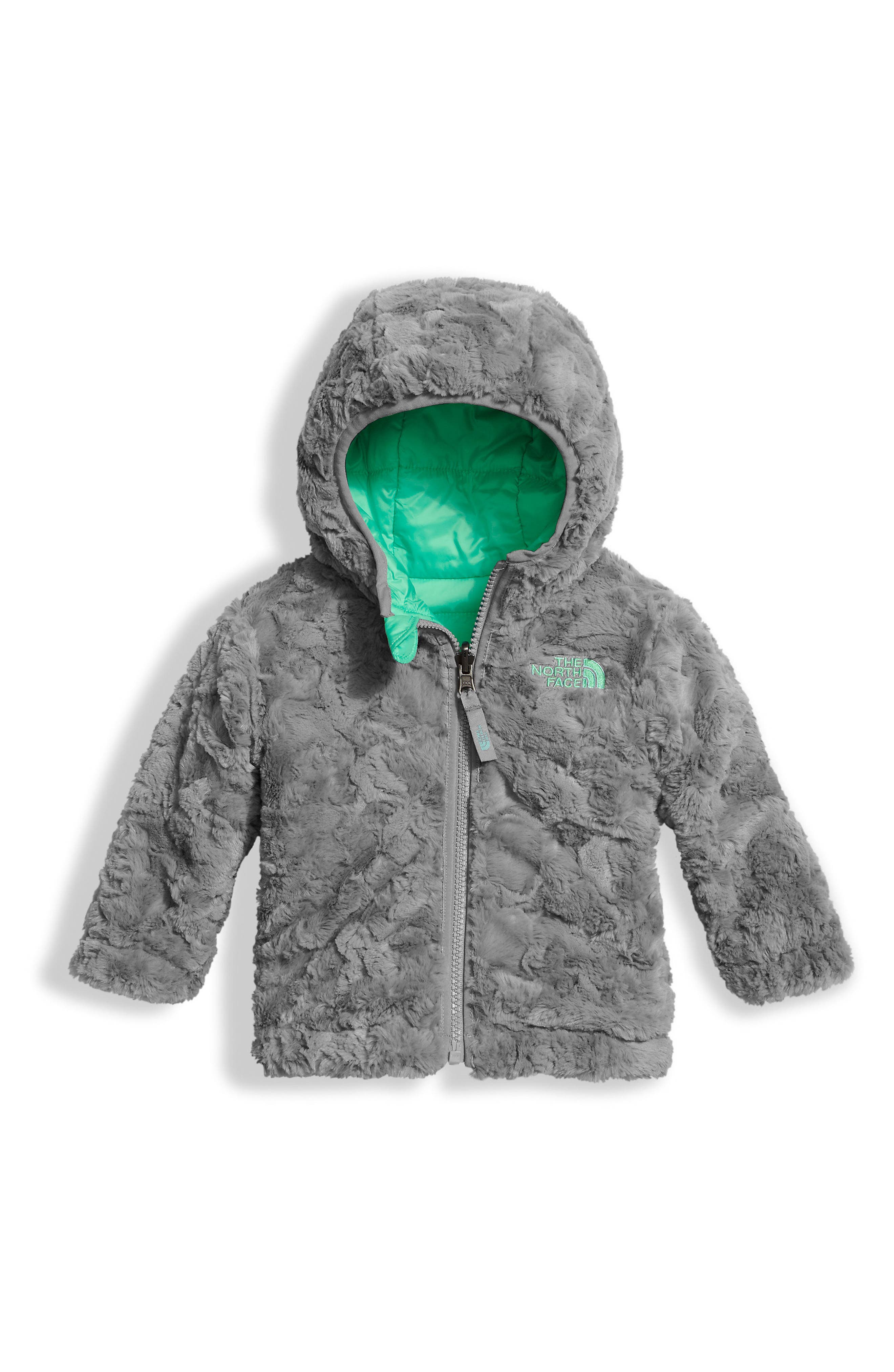 'Mossbud' Reversible Water Repellent Jacket,                             Alternate thumbnail 2, color,                             310