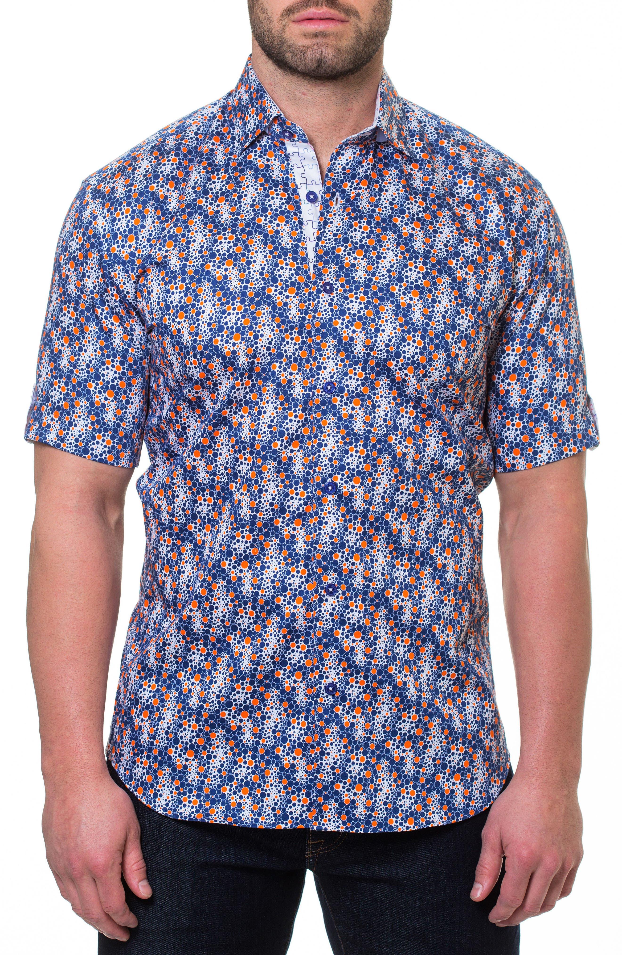 Fresh Fizzer Sport Shirt,                             Main thumbnail 1, color,
