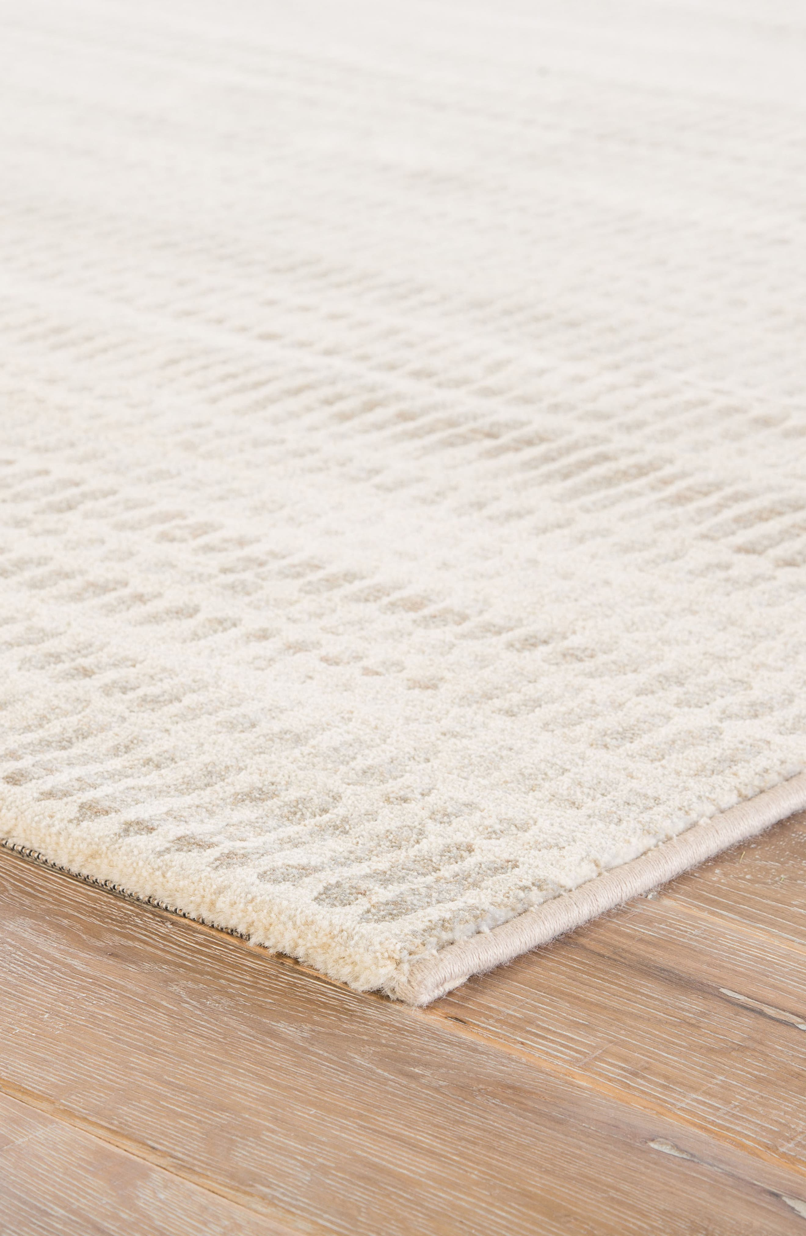 JAIPUR,                             Blurred Water Rug,                             Alternate thumbnail 3, color,                             BEIGE TAUPE
