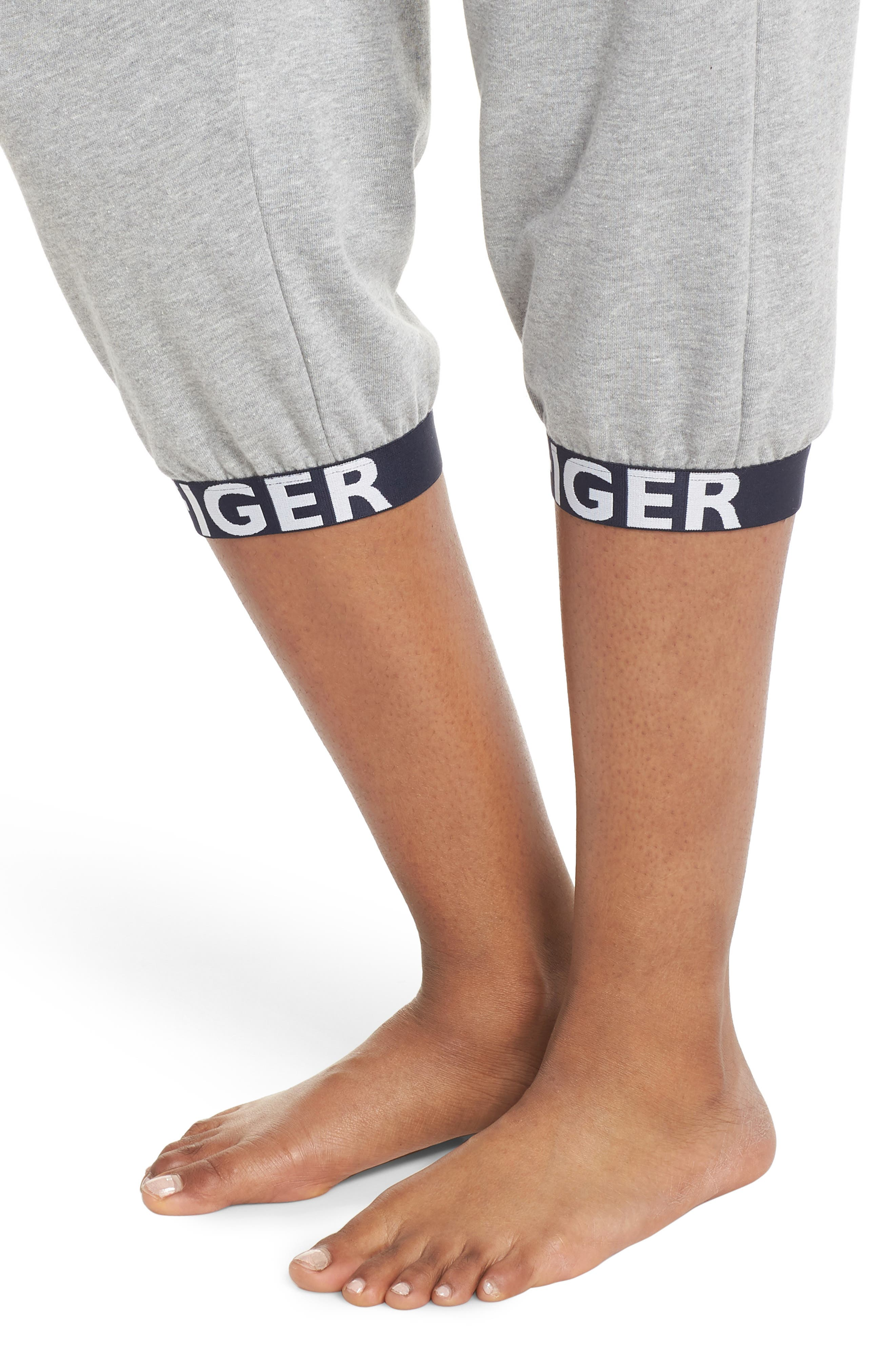 Crop Jogger Pants,                             Alternate thumbnail 4, color,                             023
