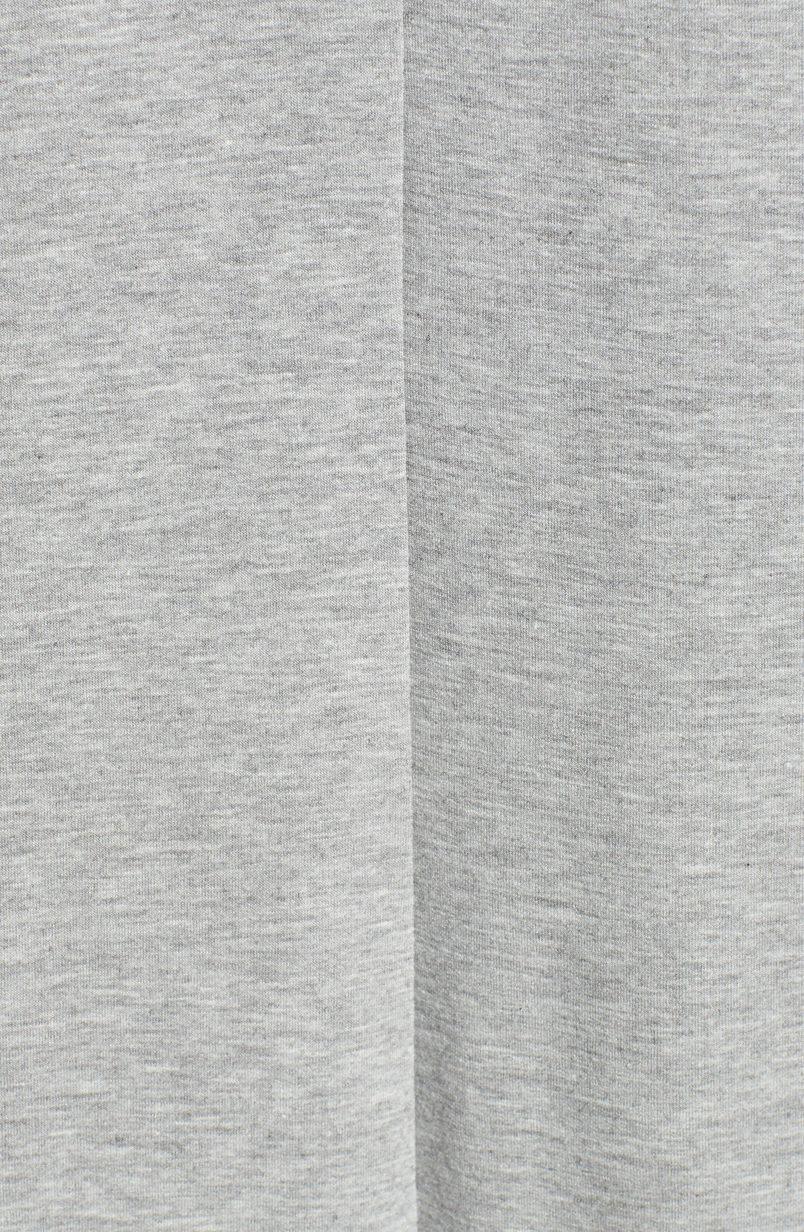 Off-Duty Knit Maxi Dress,                             Alternate thumbnail 6, color,                             030