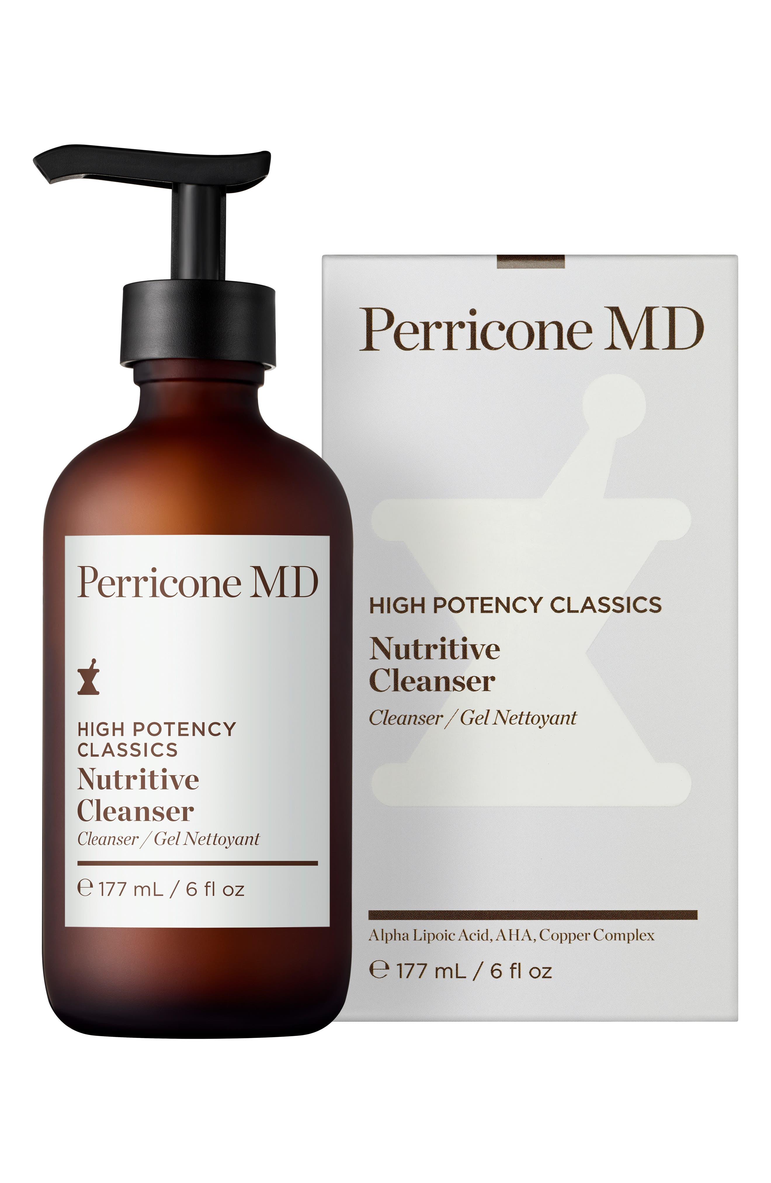 High Potency Classics Nutritive Cleanser,                             Alternate thumbnail 3, color,                             000
