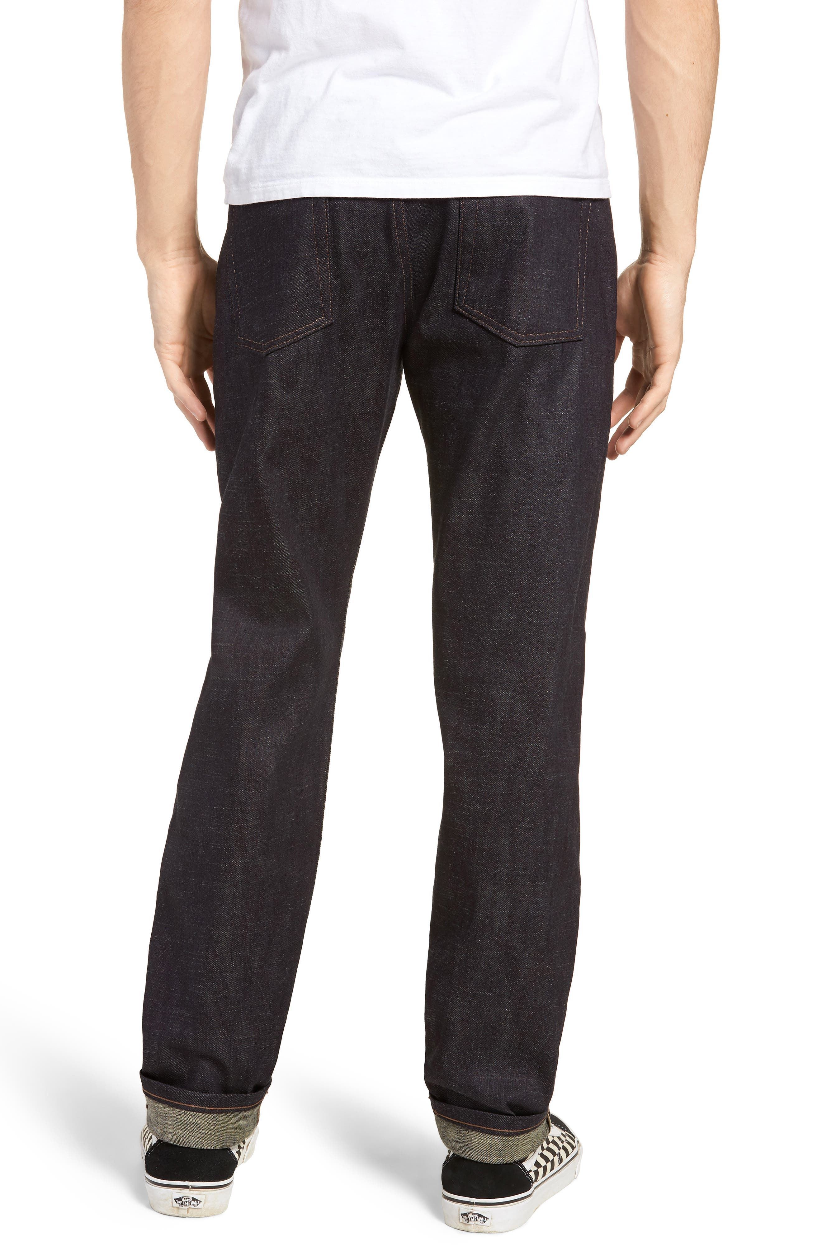 Easy Guy Slouchy Skinny Fit Jeans,                             Alternate thumbnail 2, color,                             401