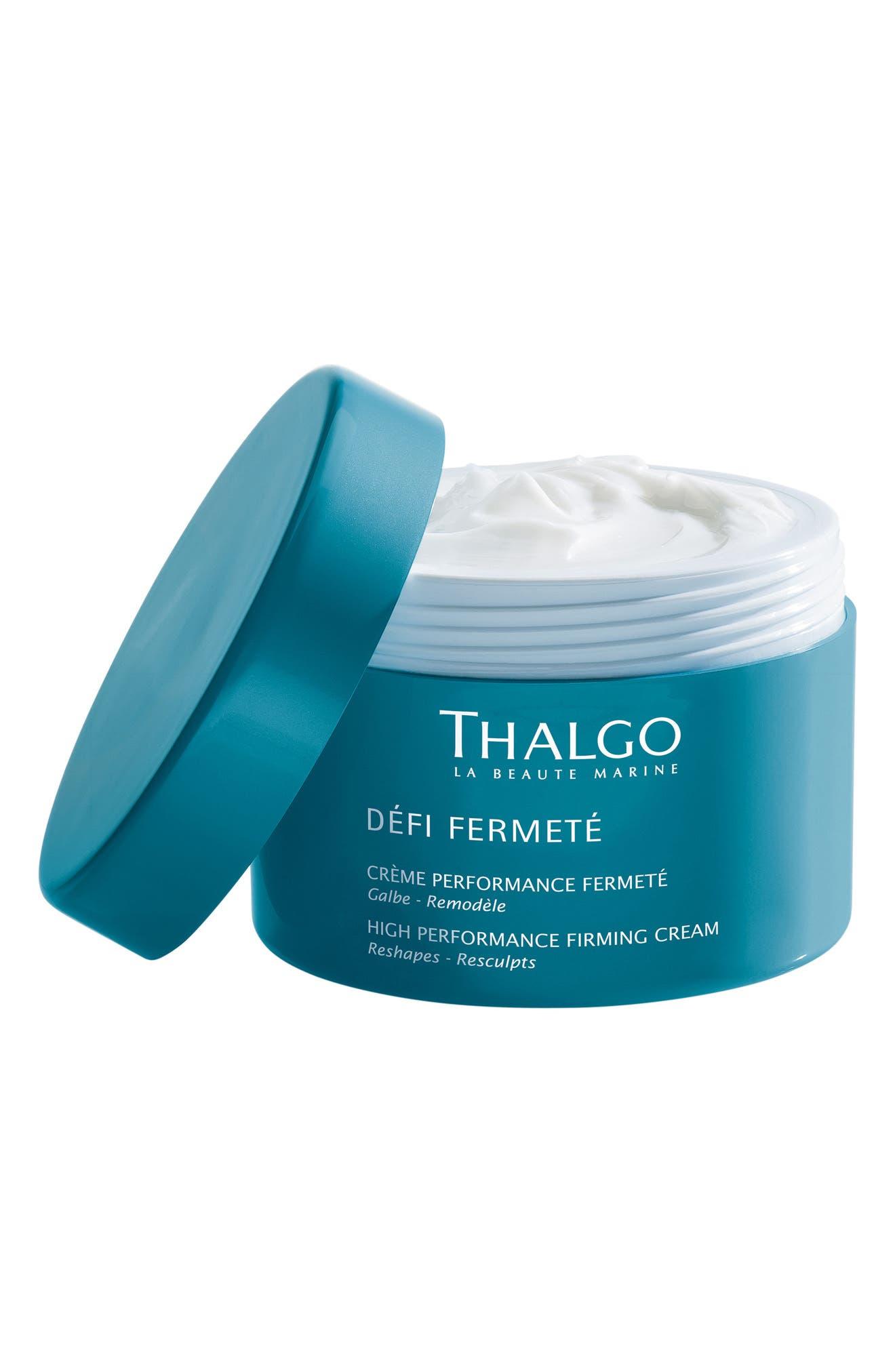 THALGO,                             High Performance Firming Cream,                             Main thumbnail 1, color,                             000