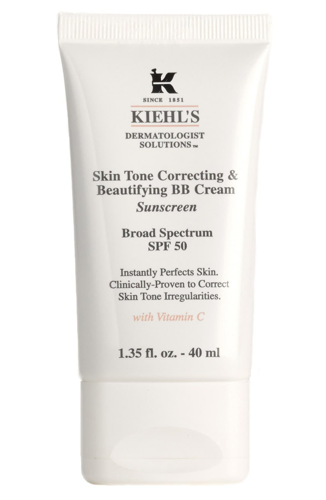 Actively Correcting & Beautifying BB Cream Broad Spectrum SPF 50,                             Alternate thumbnail 2, color,                             LIGHT