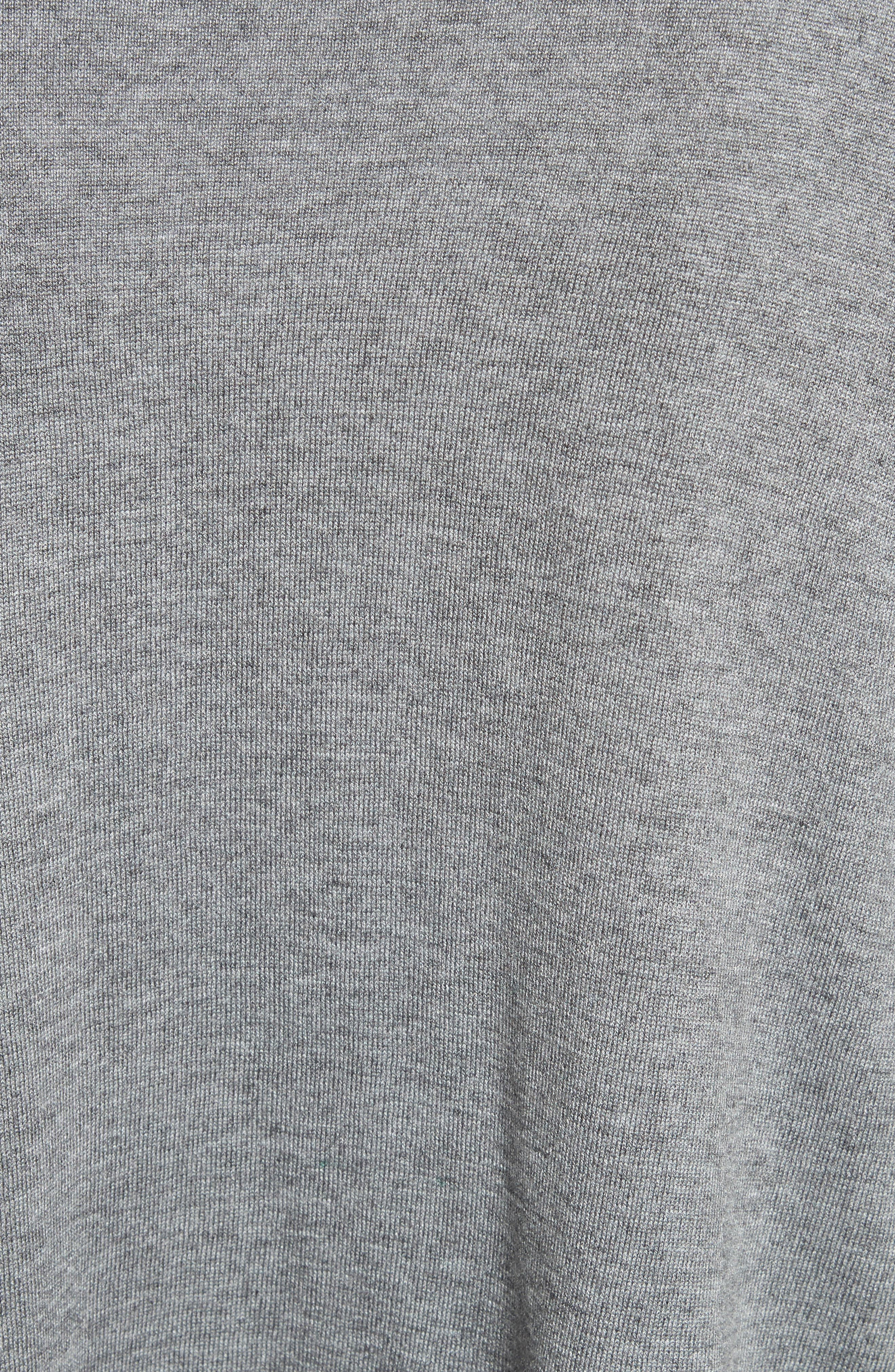 Modal Blend V-Neck Cardigan,                             Alternate thumbnail 5, color,                             071