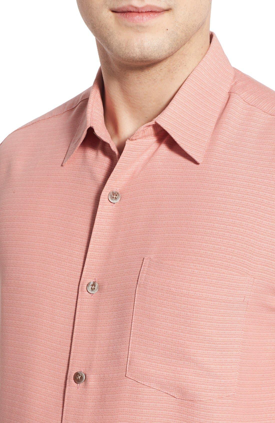 'Wind N Sea' Regular Fit Sport Shirt,                             Alternate thumbnail 14, color,