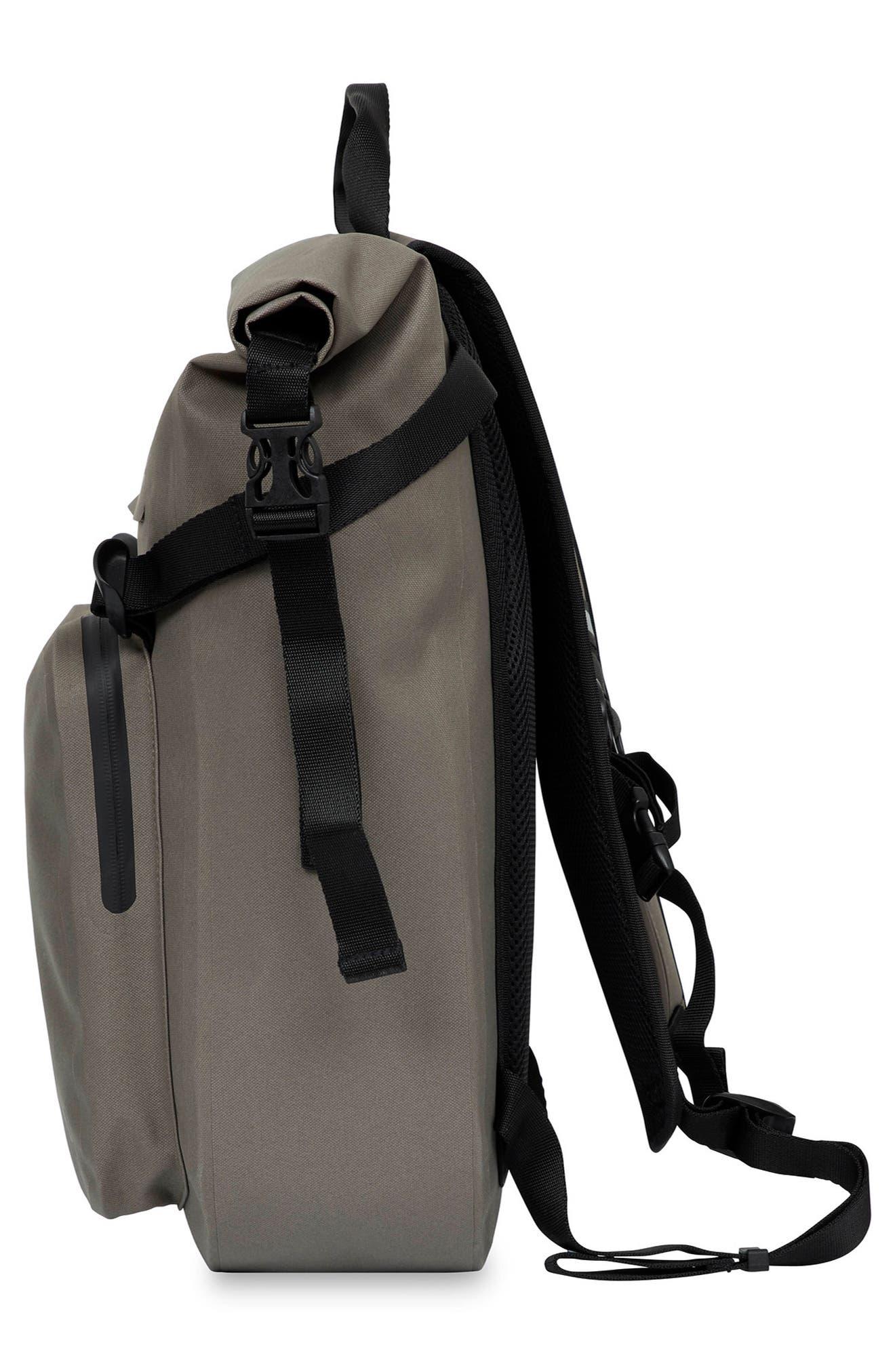 Thames Backpack,                             Alternate thumbnail 4, color,                             KHAKI