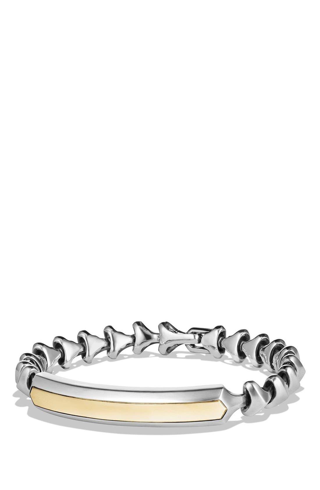 'Armory' Single Row ID Bracelet,                             Main thumbnail 2, color,