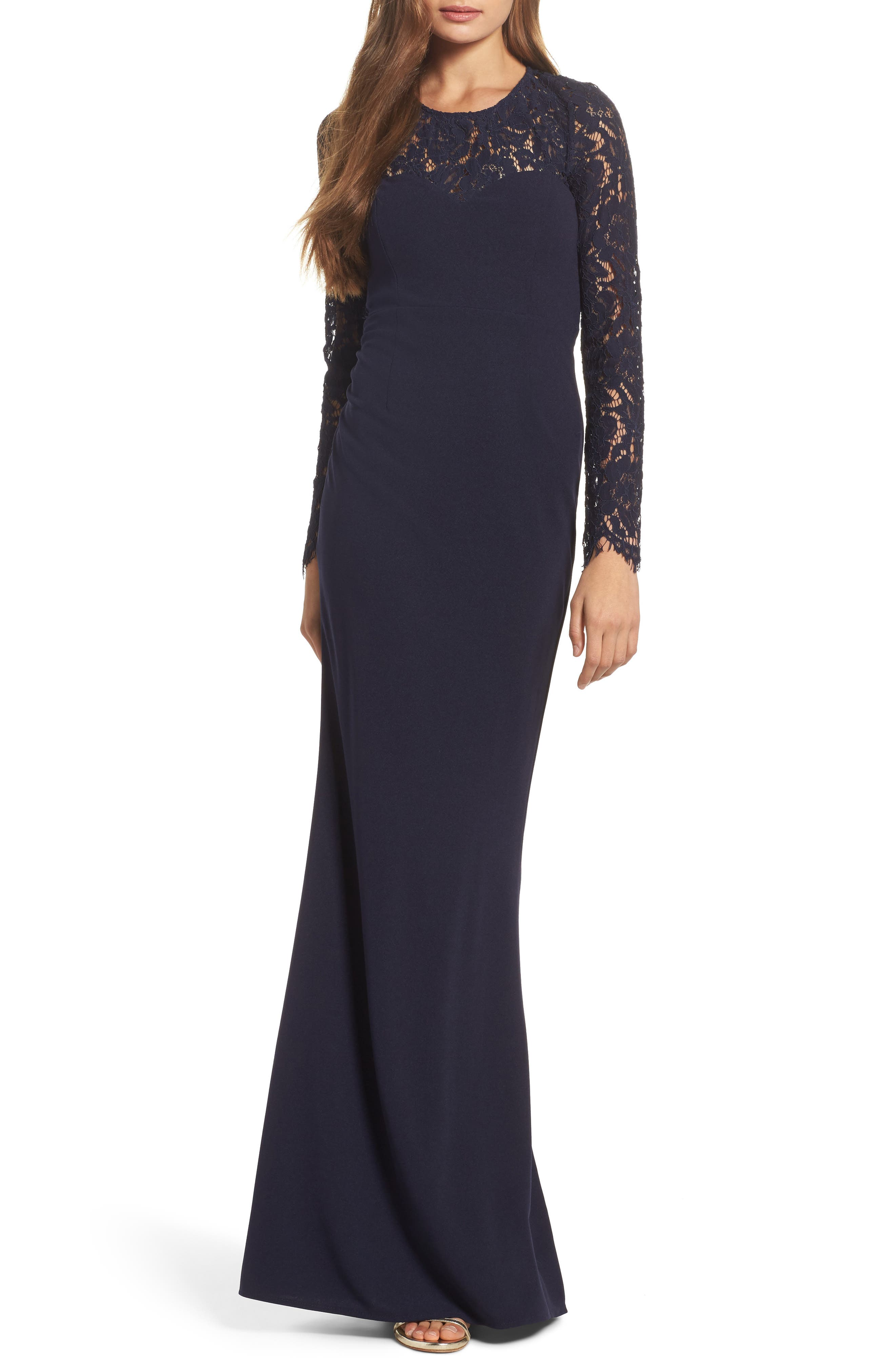 Whenever You Call Maxi Dress,                         Main,                         color, 450