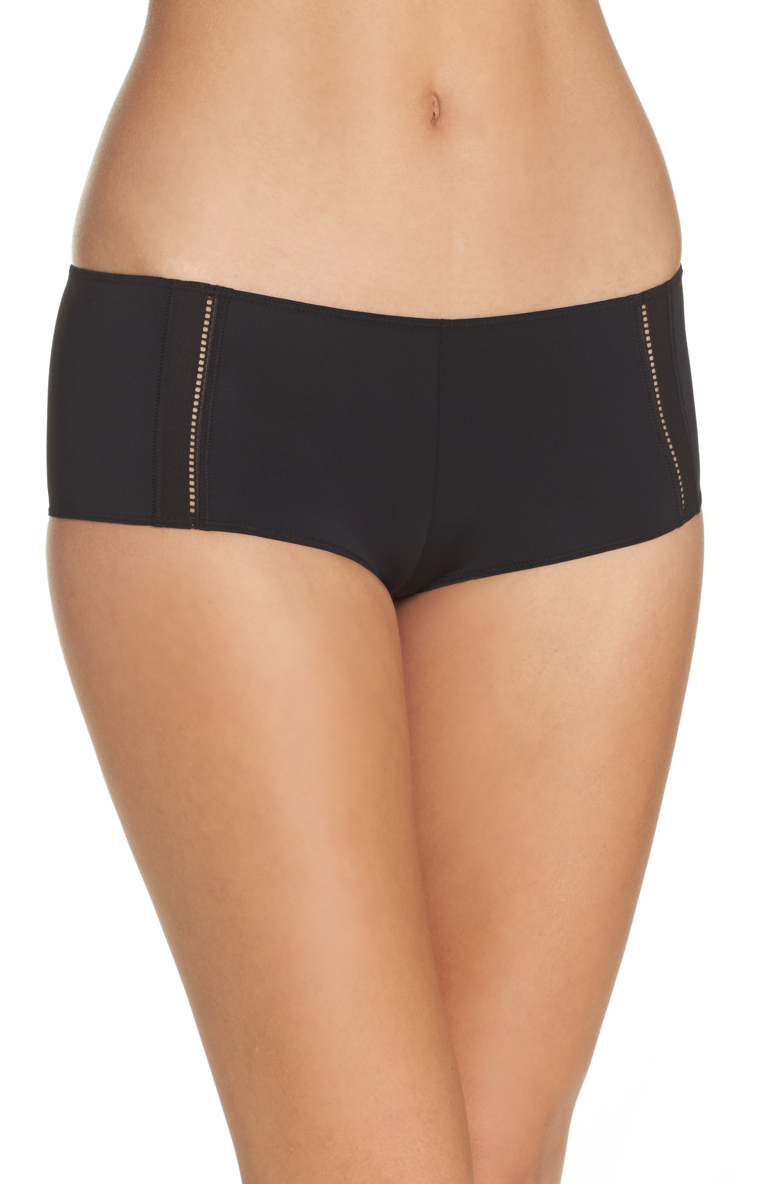 Intimately FP Truth or Dare Boyshorts,                             Main thumbnail 1, color,                             001