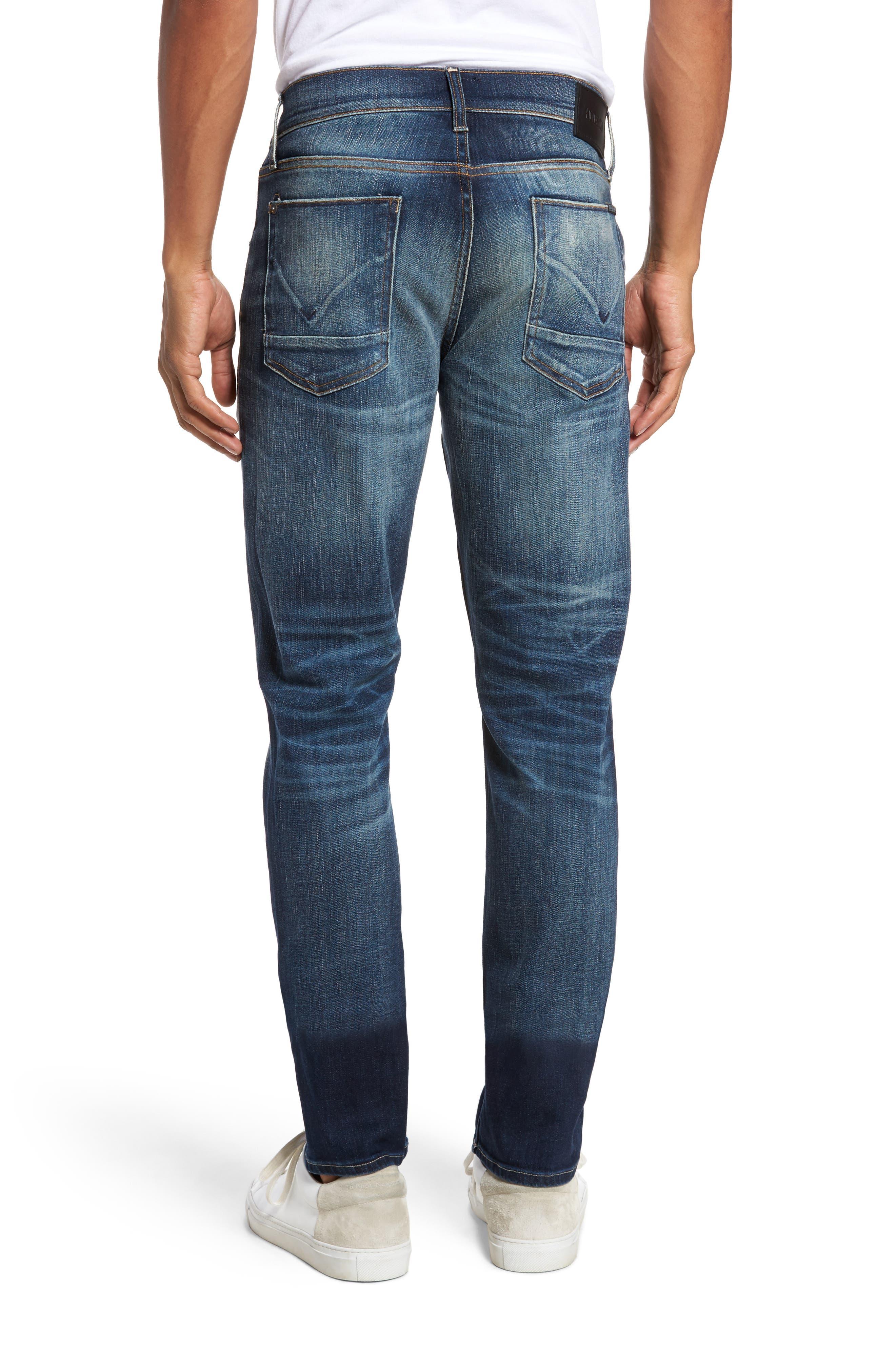 Hudson Blake Slim Fit Jeans,                             Alternate thumbnail 2, color,                             420