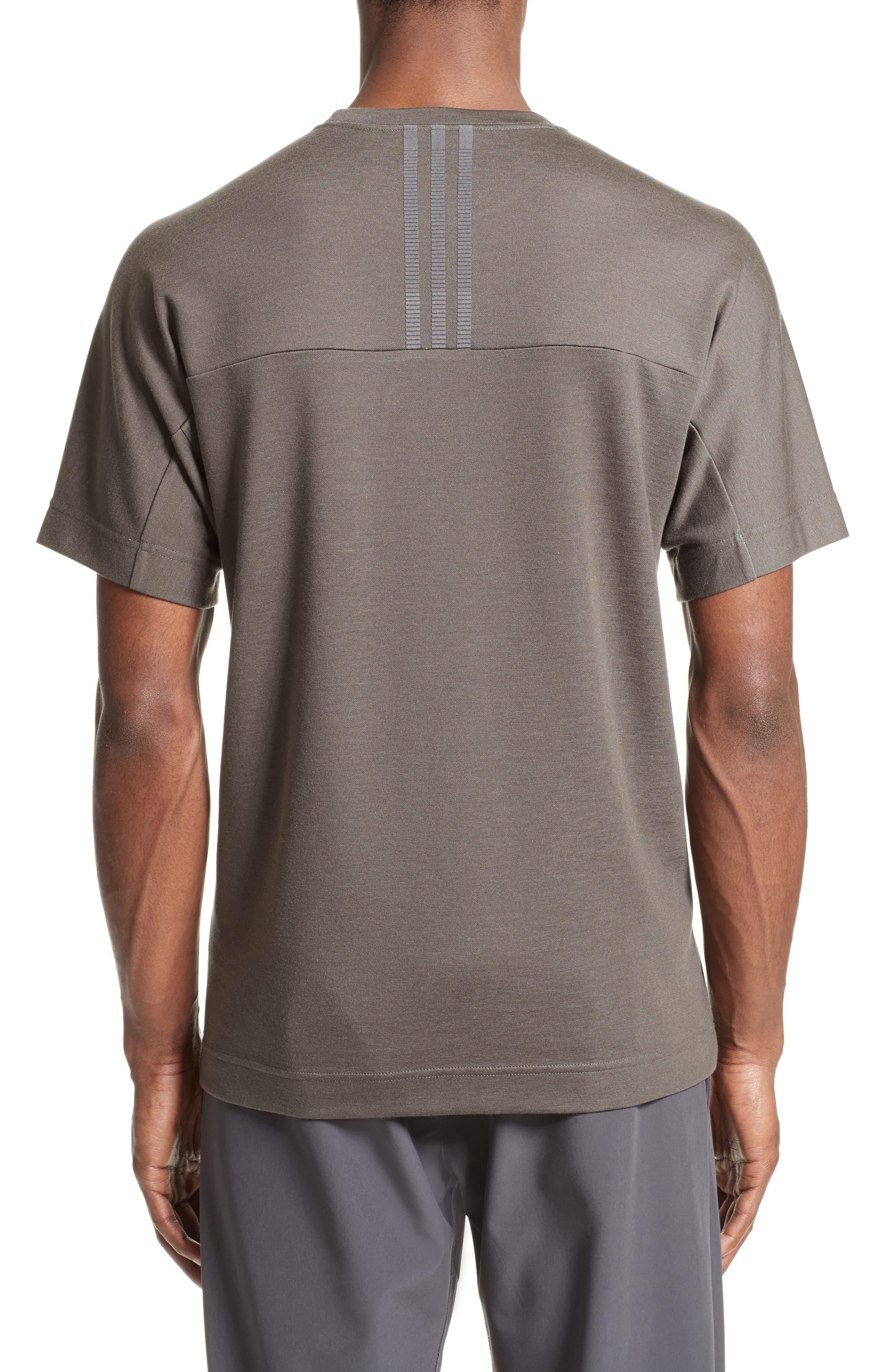 Crewneck T-Shirt,                             Alternate thumbnail 2, color,                             036