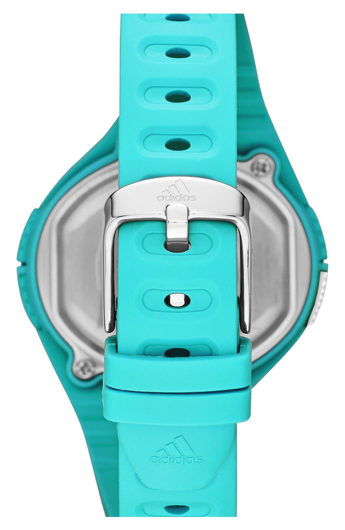 'Adizero' Digital Watch, 43mm x 38mm,                             Alternate thumbnail 6, color,