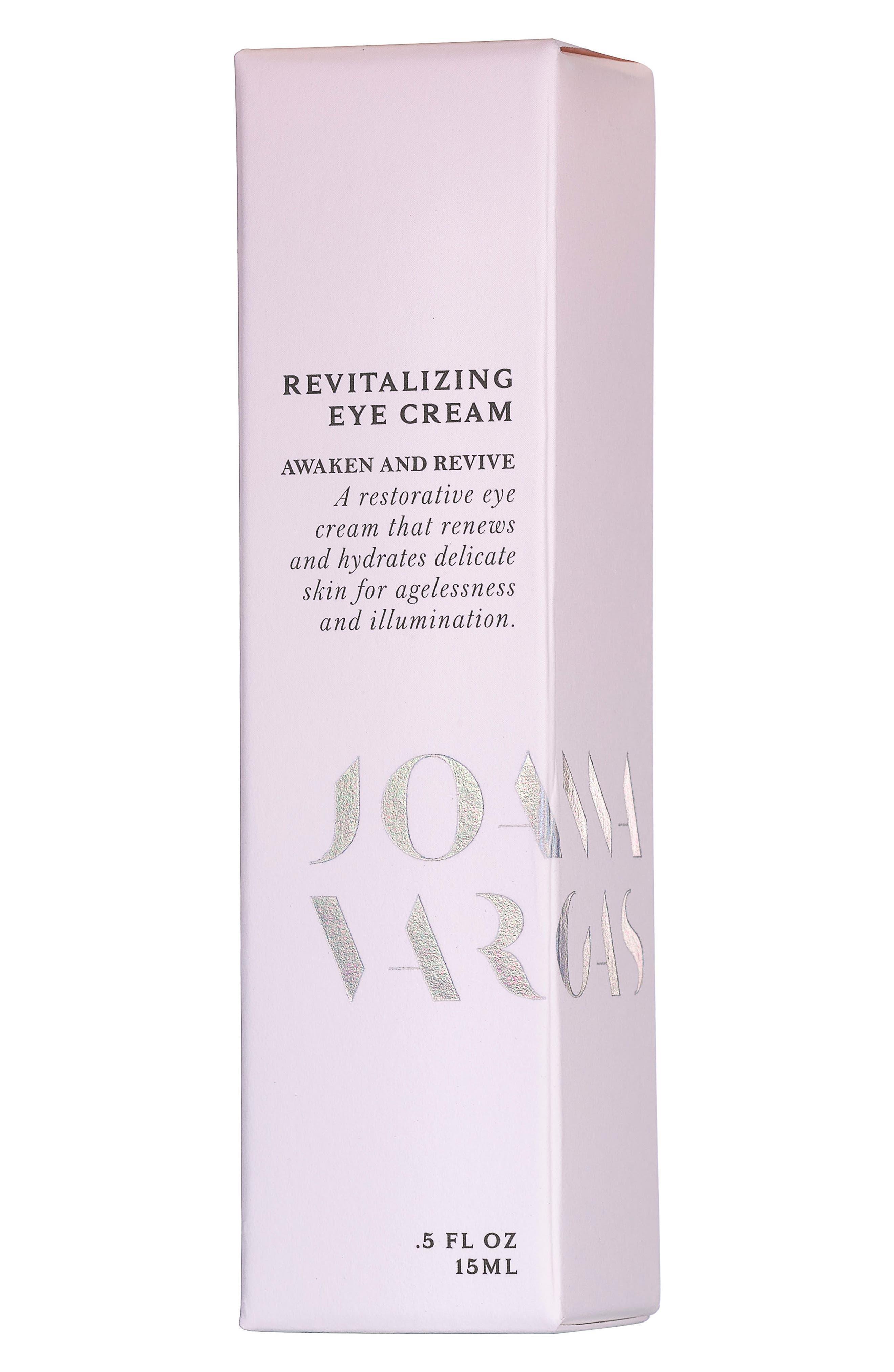JOANNA VARGAS,                             Revitalizing Eye Cream,                             Alternate thumbnail 2, color,                             000