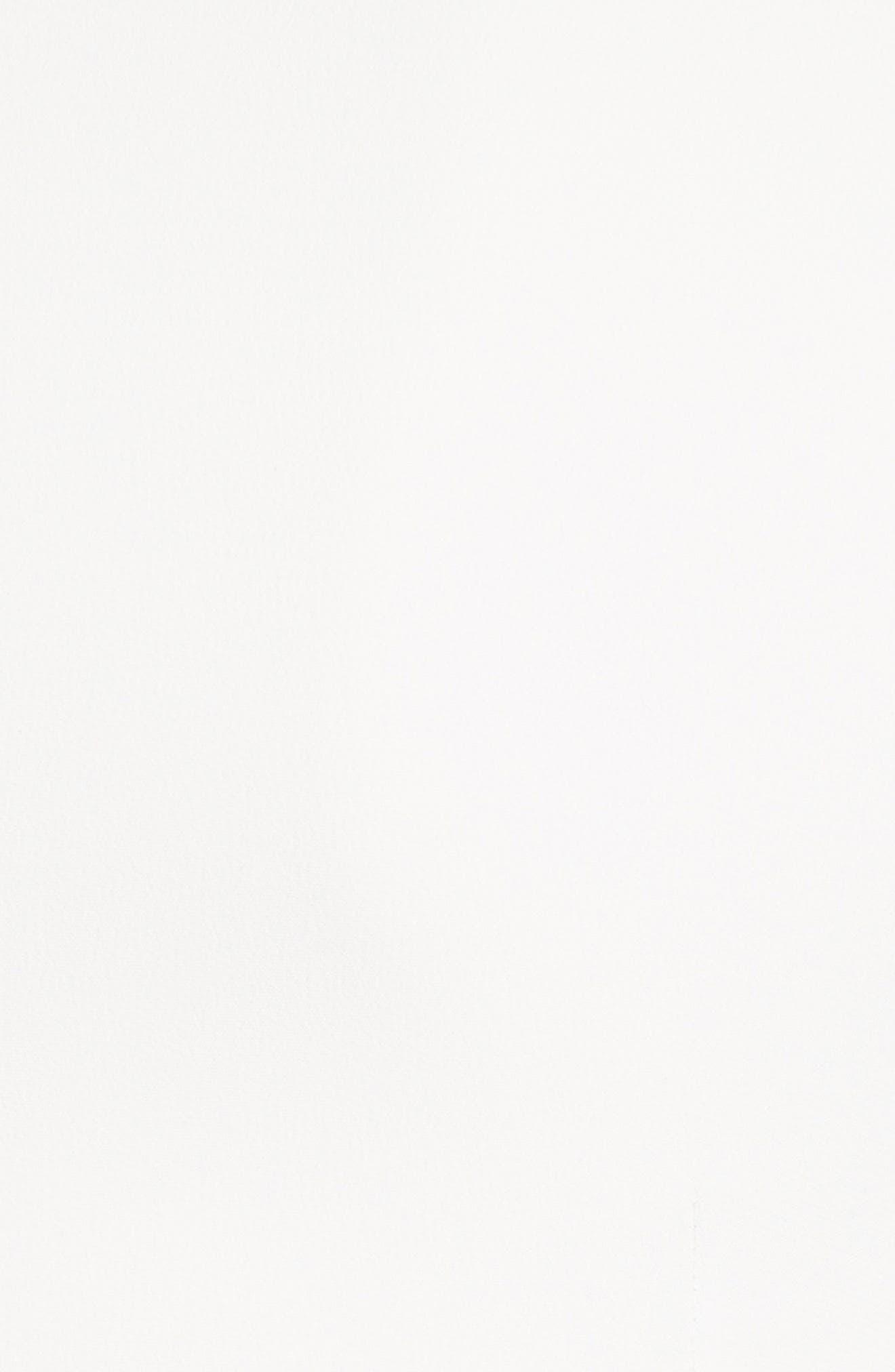 Stretch Cady Dress,                             Alternate thumbnail 5, color,                             900