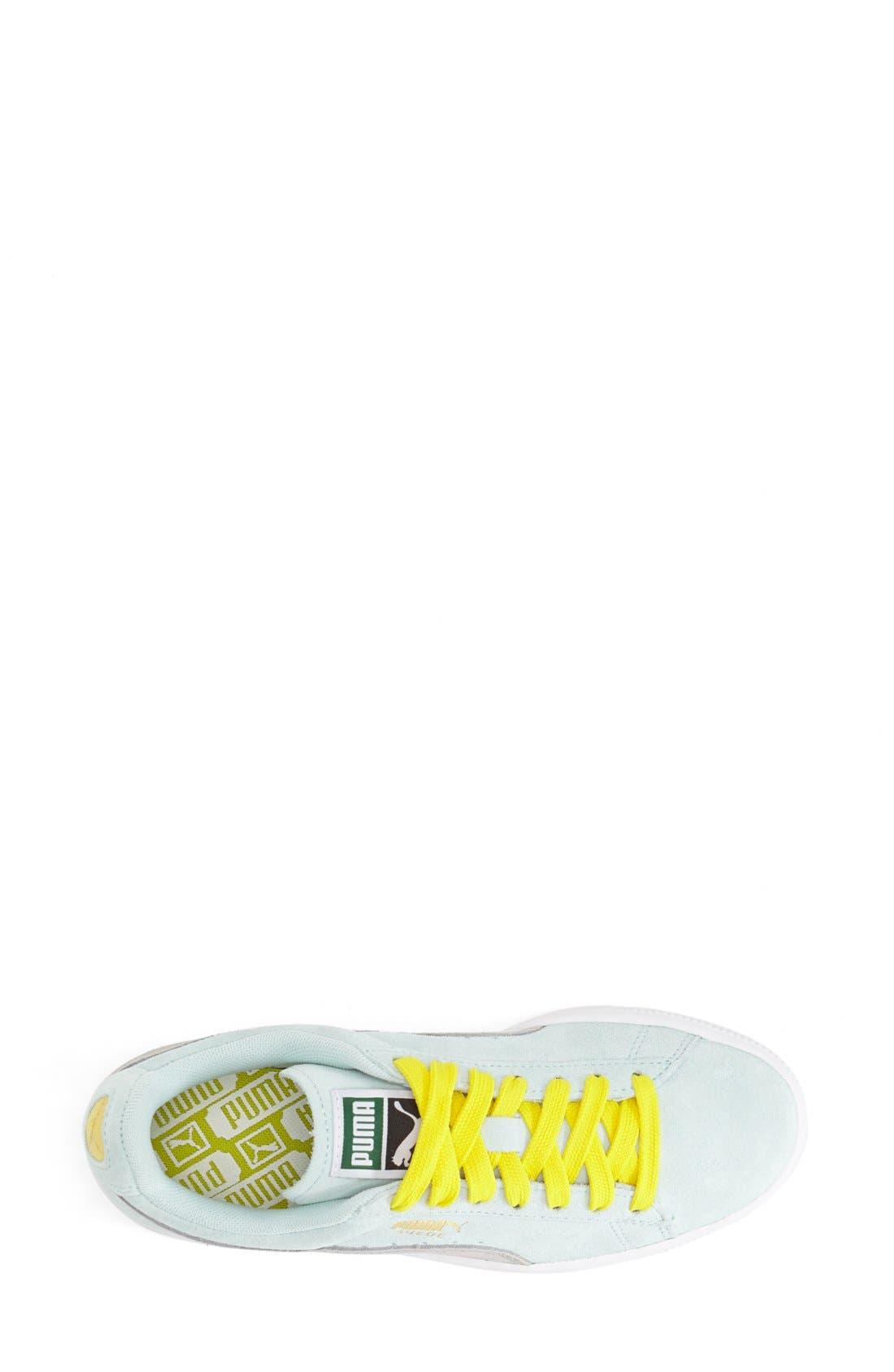 Suede Sneaker,                             Alternate thumbnail 71, color,