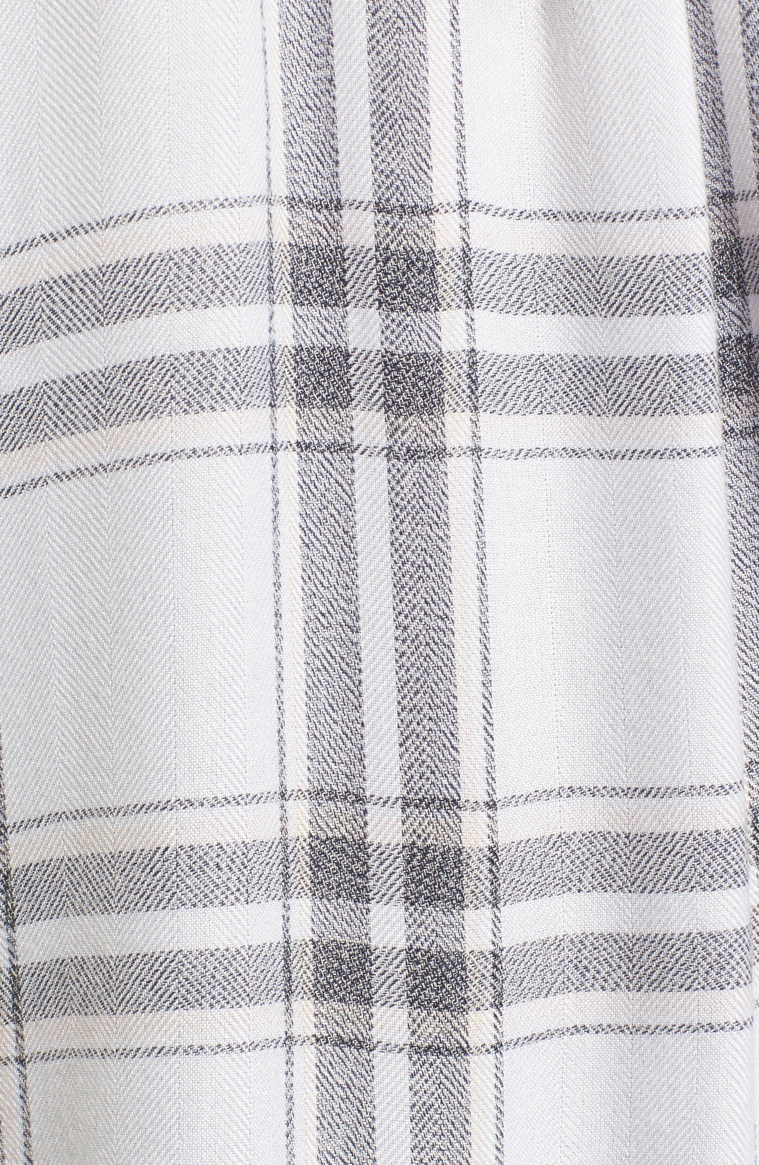 Hunter Plaid Shirt,                             Alternate thumbnail 648, color,