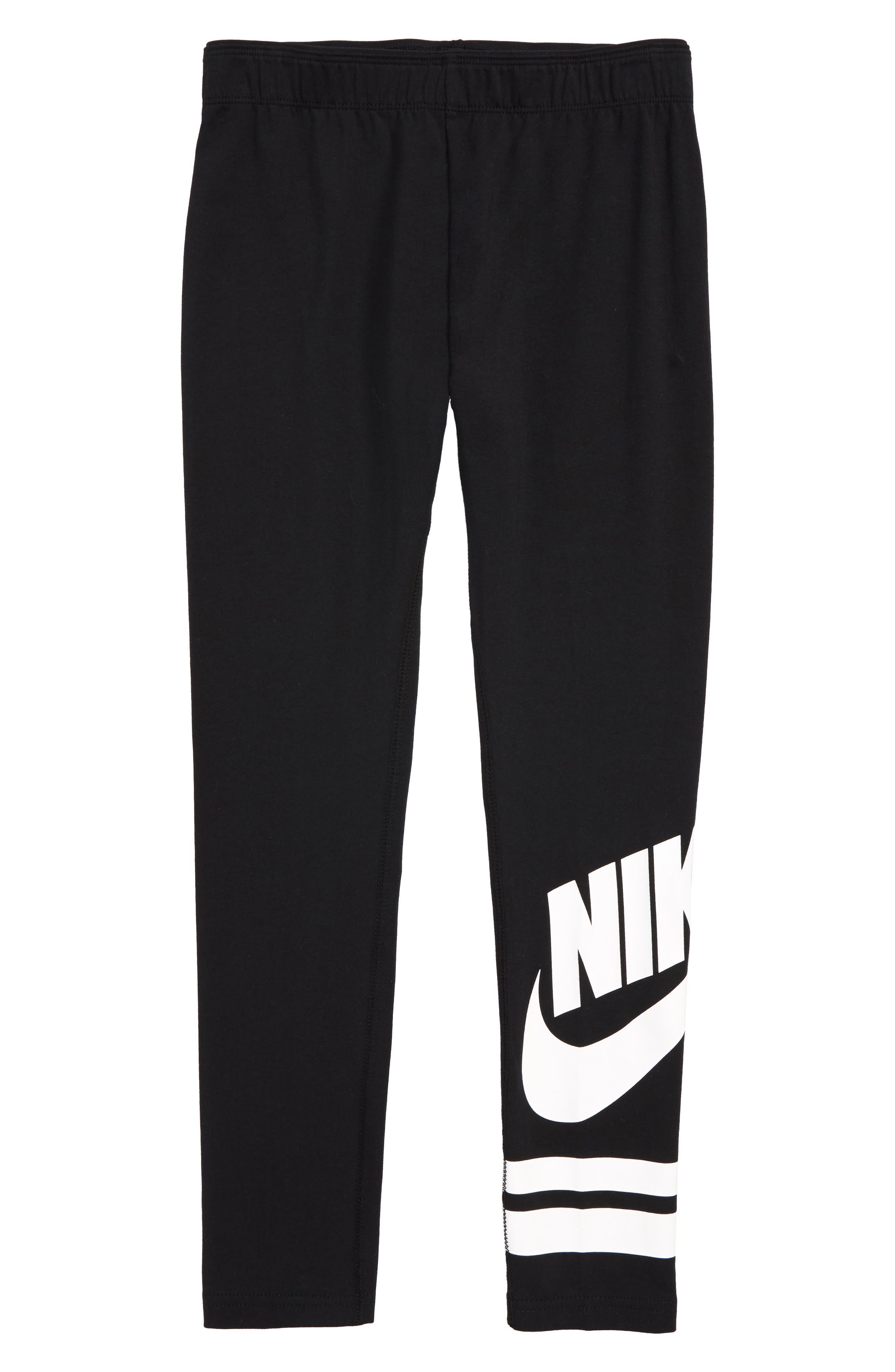 Girls Nike Sportswear Leggings