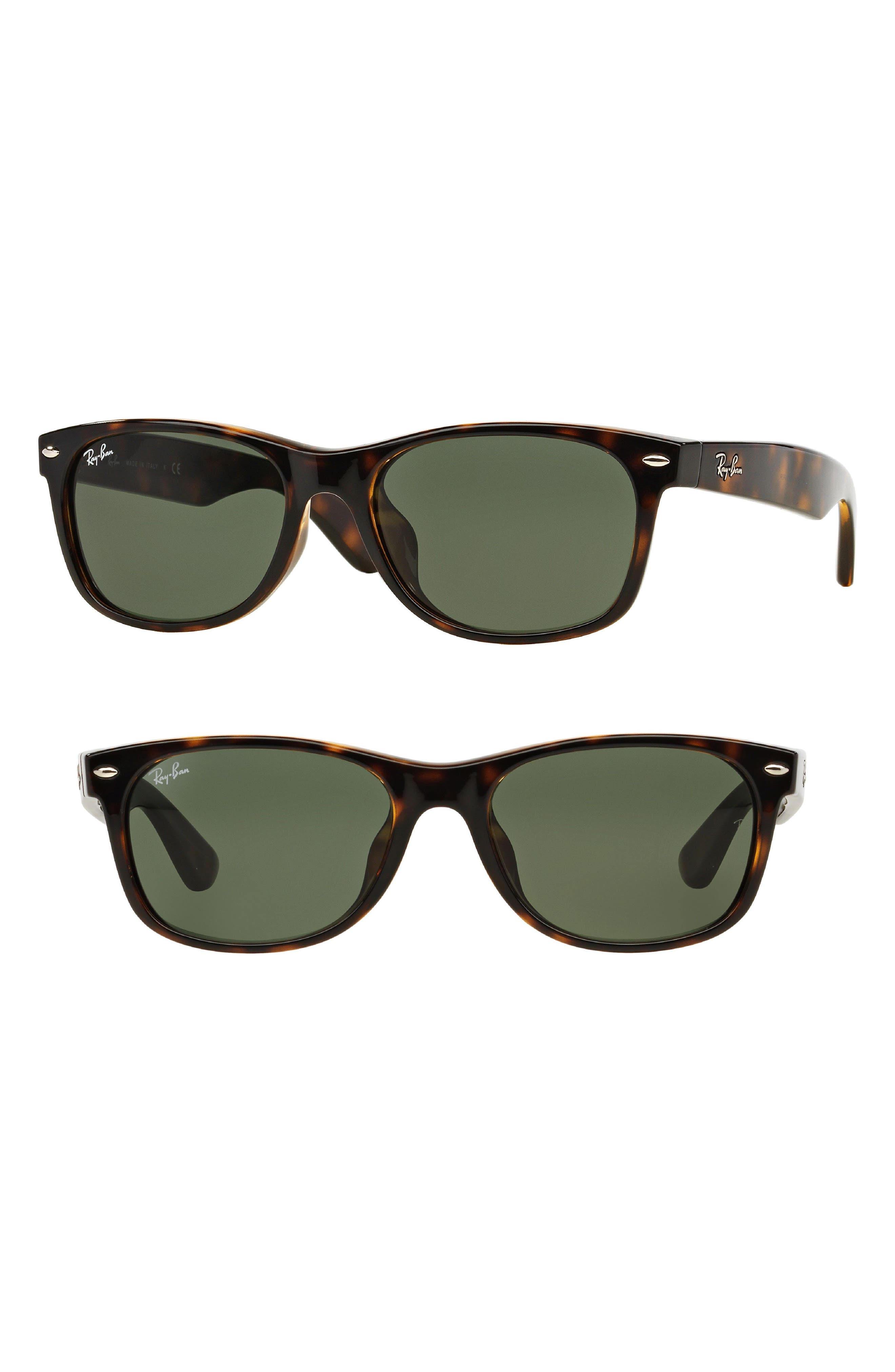 New Wayfarer Classic 58mm Sunglasses,                             Main thumbnail 3, color,